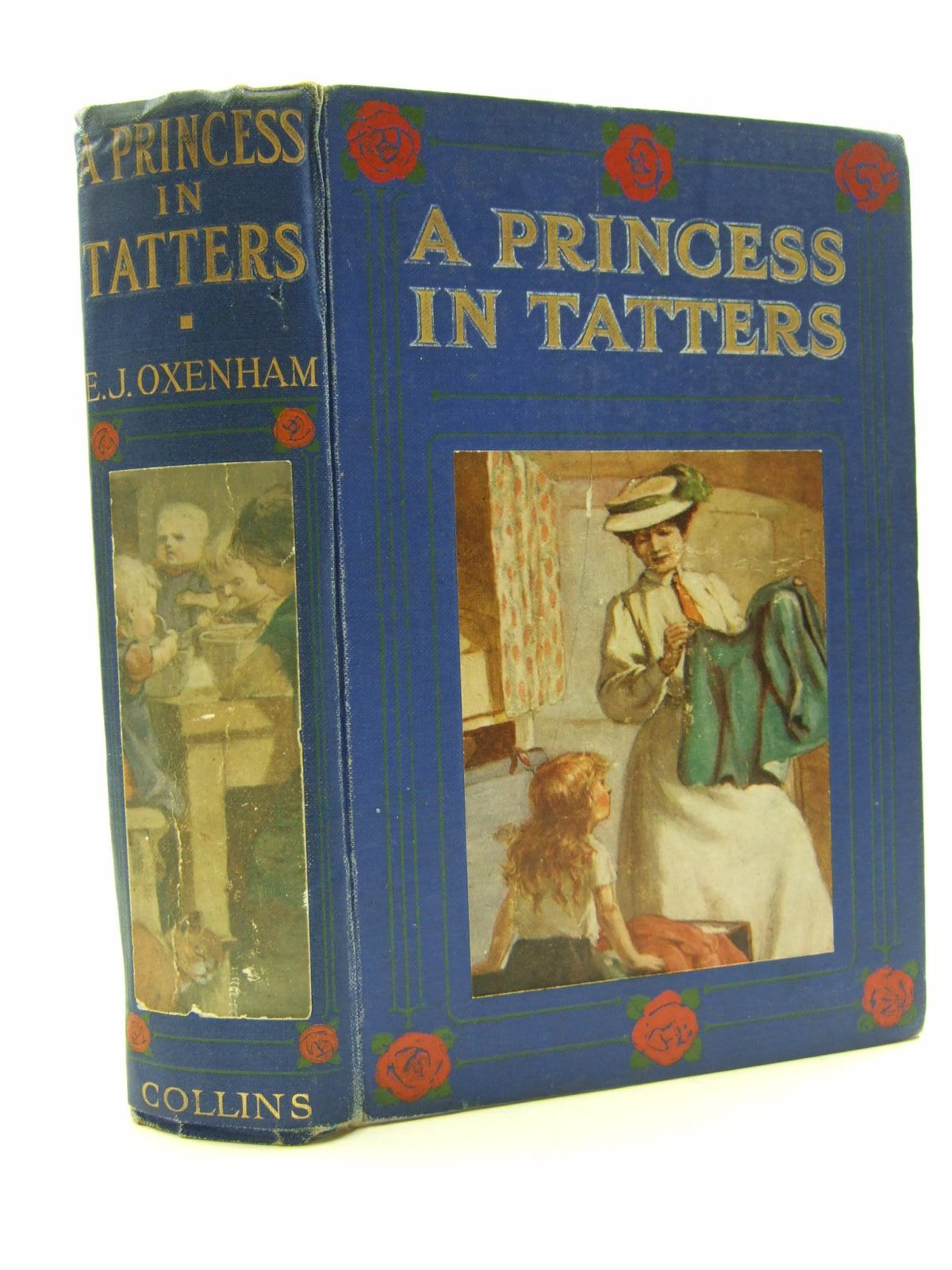 Photo of A PRINCESS IN TATTERS- Stock Number: 2109464