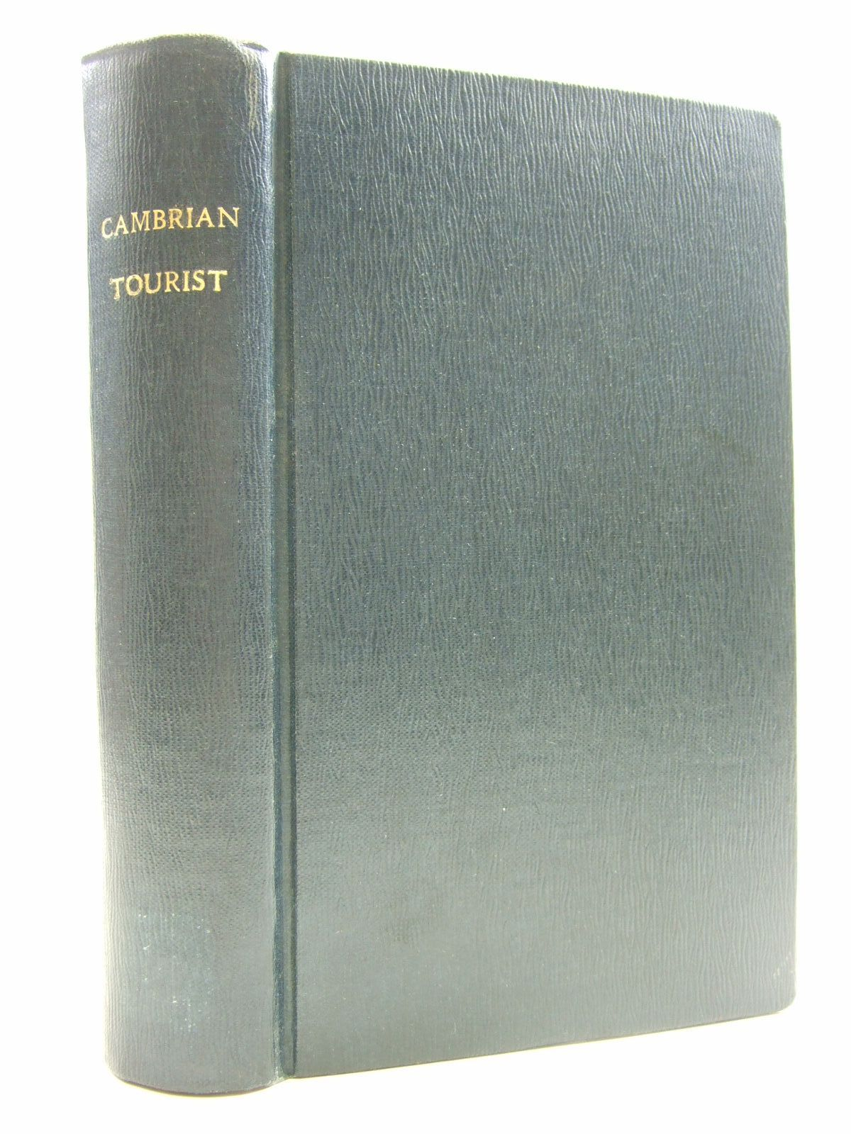 Photo of THE CAMBRIAN TOURIST (STOCK CODE: 2109478)  for sale by Stella & Rose's Books