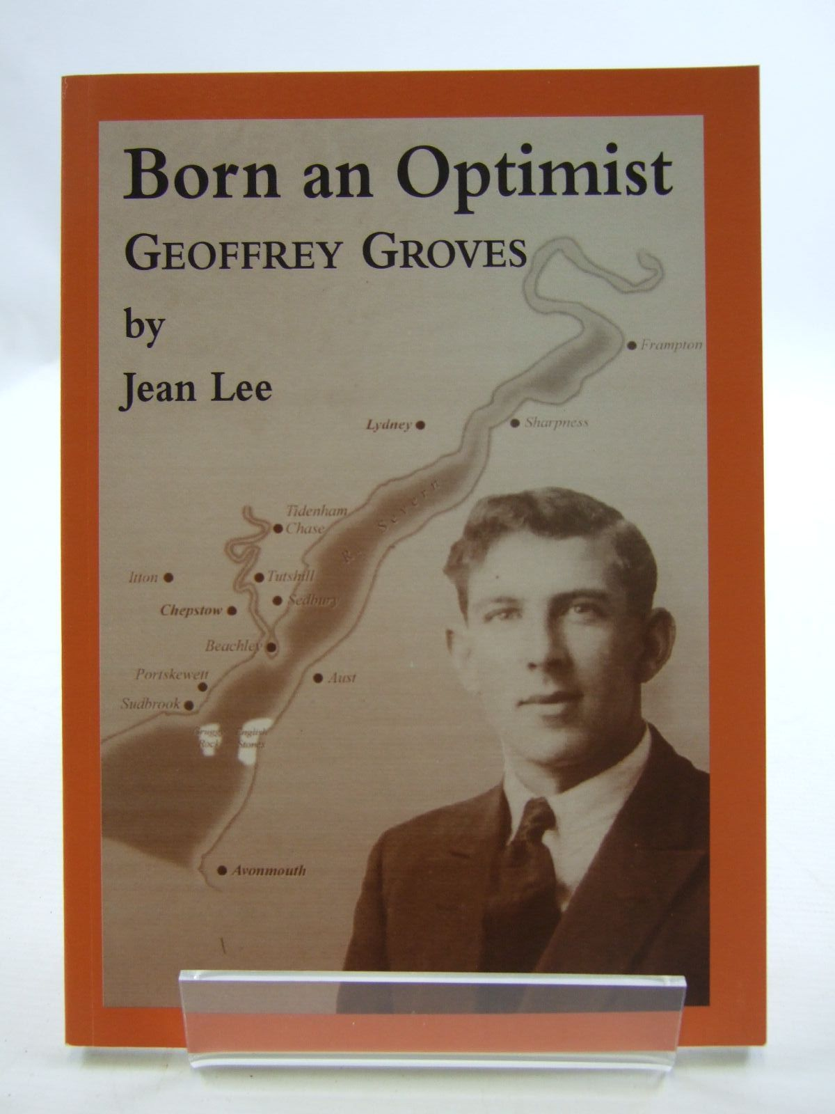 Photo of BORN AN OPTIMIST written by Lee, Jean published by M.I.P.I. PUBLISHING (STOCK CODE: 2109510)  for sale by Stella & Rose's Books