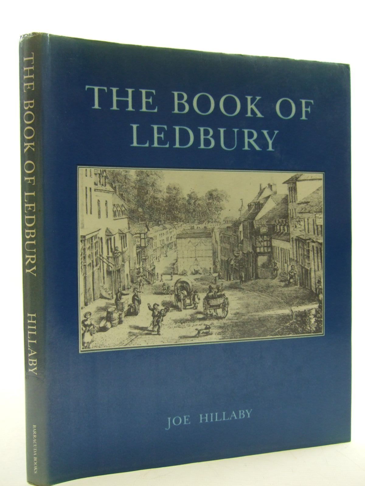 Photo of THE BOOK OF LEDBURY- Stock Number: 2109520