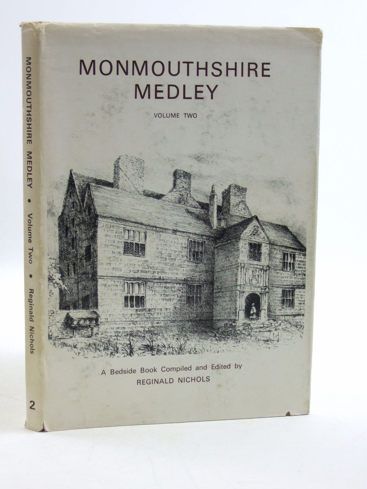 Photo of MONMOUTHSHIRE MEDLEY VOLUME TWO written by Nichols, Reginald published by Reginald Nichols (STOCK CODE: 2109592)  for sale by Stella & Rose's Books