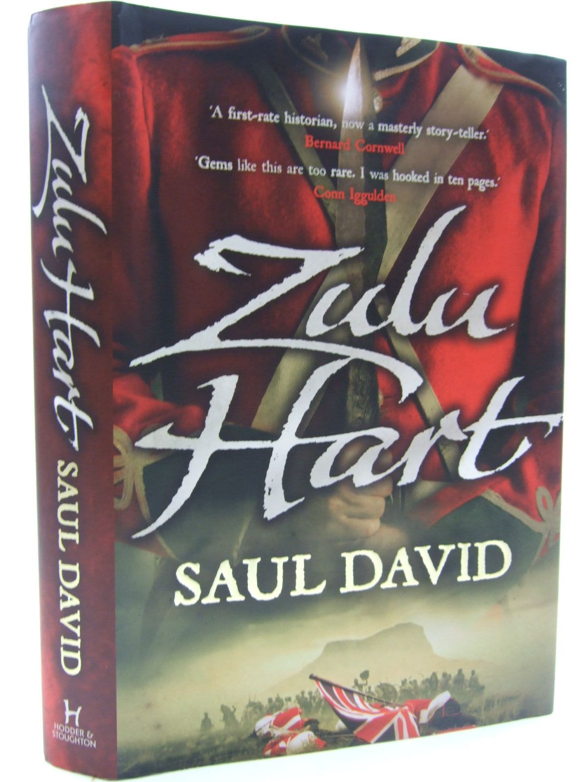 Photo of ZULU HART written by David, Saul published by Hodder & Stoughton (STOCK CODE: 2109809)  for sale by Stella & Rose's Books