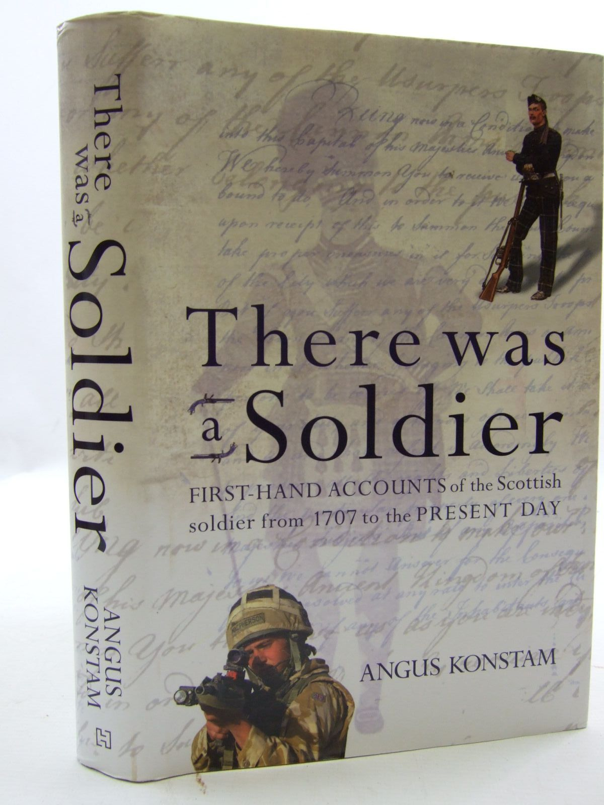Photo of THERE WAS A SOLDIER written by Konstam, Angus published by Hachette (STOCK CODE: 2109814)  for sale by Stella & Rose's Books