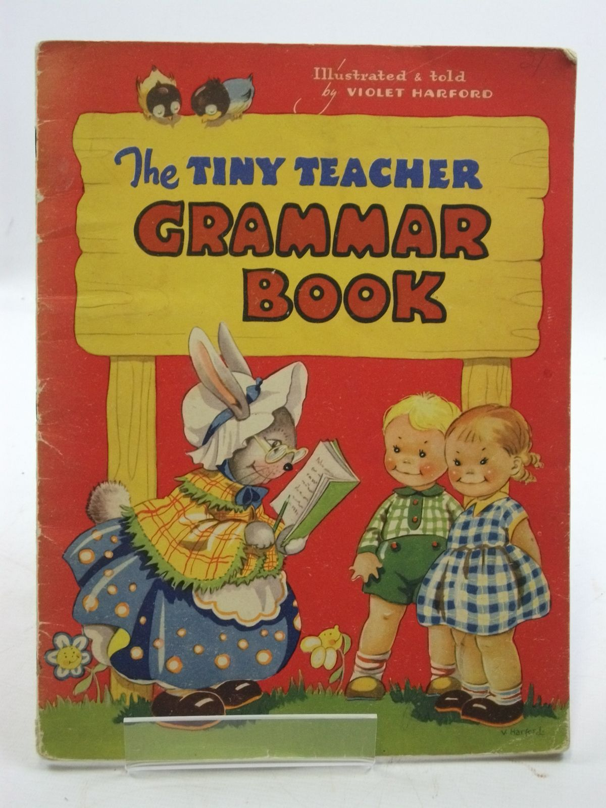 Photo of THE TINY TEACHER GRAMMAR BOOK- Stock Number: 2109978