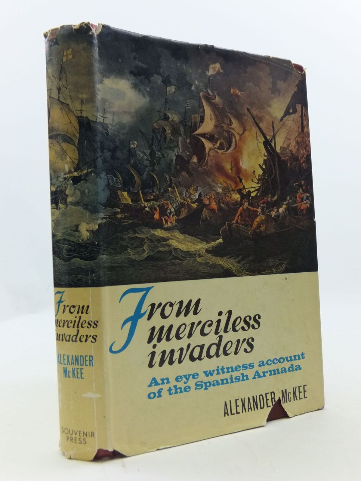 Photo of FROM MERCILESS INVADERS- Stock Number: 2110123