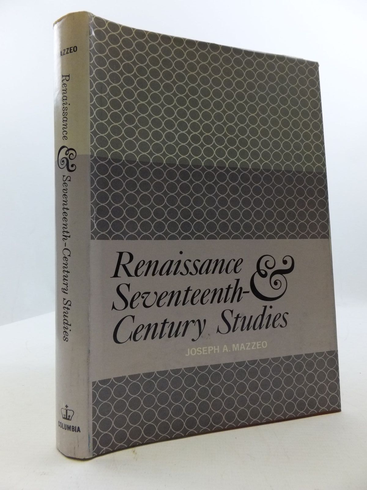 Photo of RENAISSANCE AND SEVENTEENTH-CENTURY STUDIES written by Mazzeo, Joseph Anthony published by Routledge & Kegan Paul (STOCK CODE: 2110179)  for sale by Stella & Rose's Books
