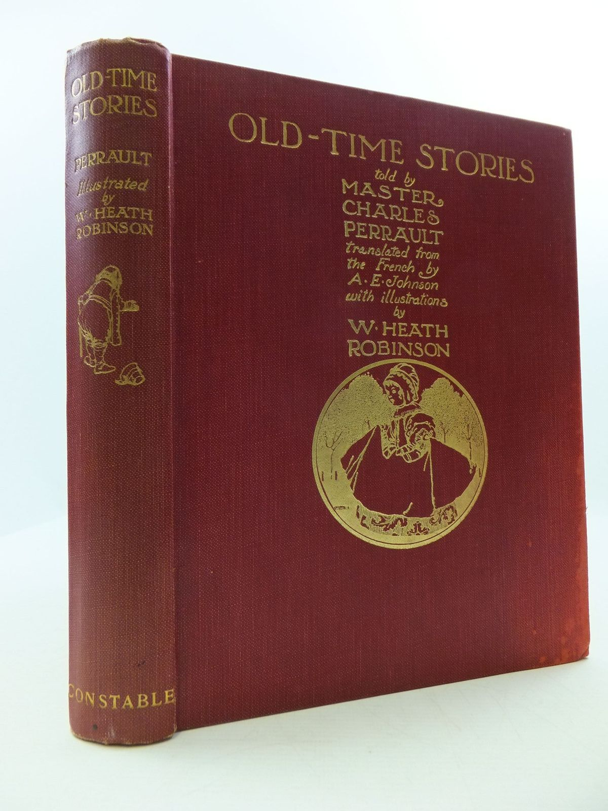 Photo of OLD-TIME STORIES- Stock Number: 2110319