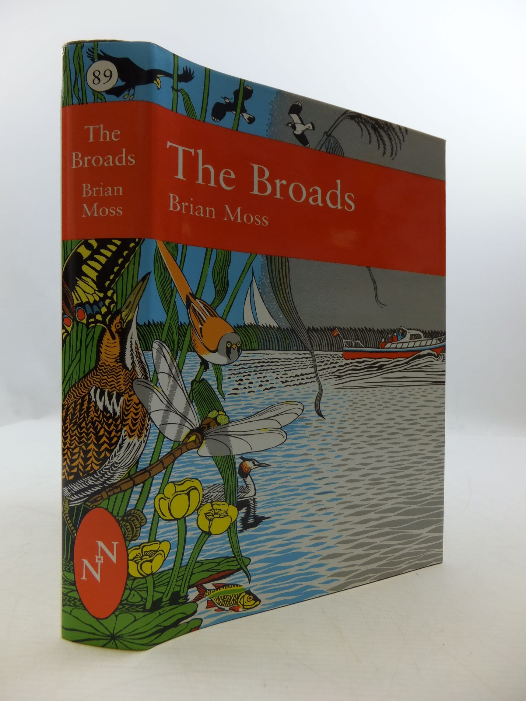 Photo of THE BROADS (NN 89) written by Moss, Brian published by Harper Collins (STOCK CODE: 2110322)  for sale by Stella & Rose's Books