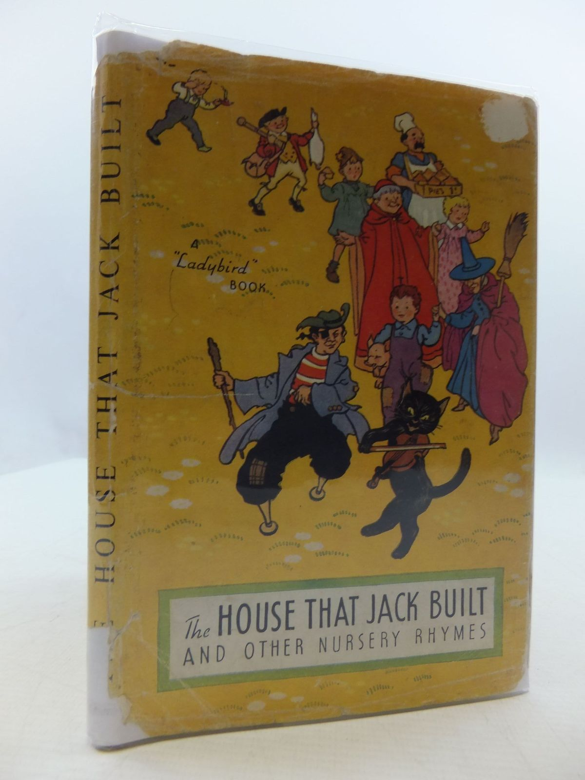 Photo of THE HOUSE THAT JACK BUILT AND OTHER NURSERY RHYMES- Stock Number: 2110377