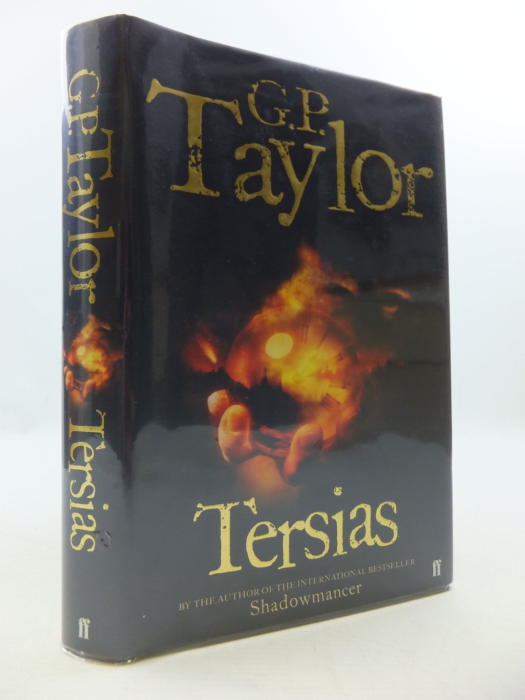 Photo of TERSIAS written by Taylor, G.P. published by Faber & Faber (STOCK CODE: 2110393)  for sale by Stella & Rose's Books