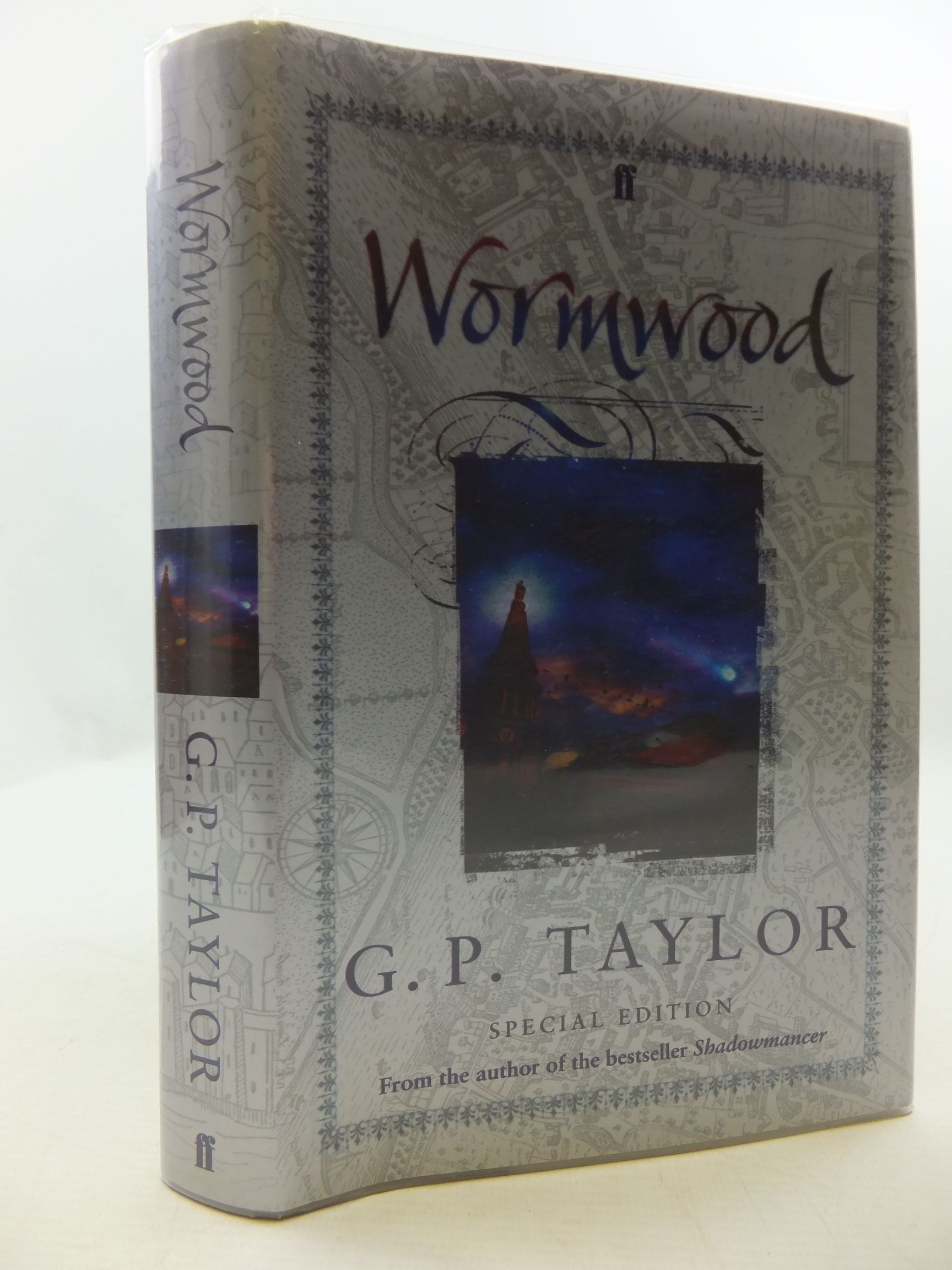 Photo of WORMWOOD written by Taylor, G.P. published by Faber & Faber (STOCK CODE: 2110394)  for sale by Stella & Rose's Books