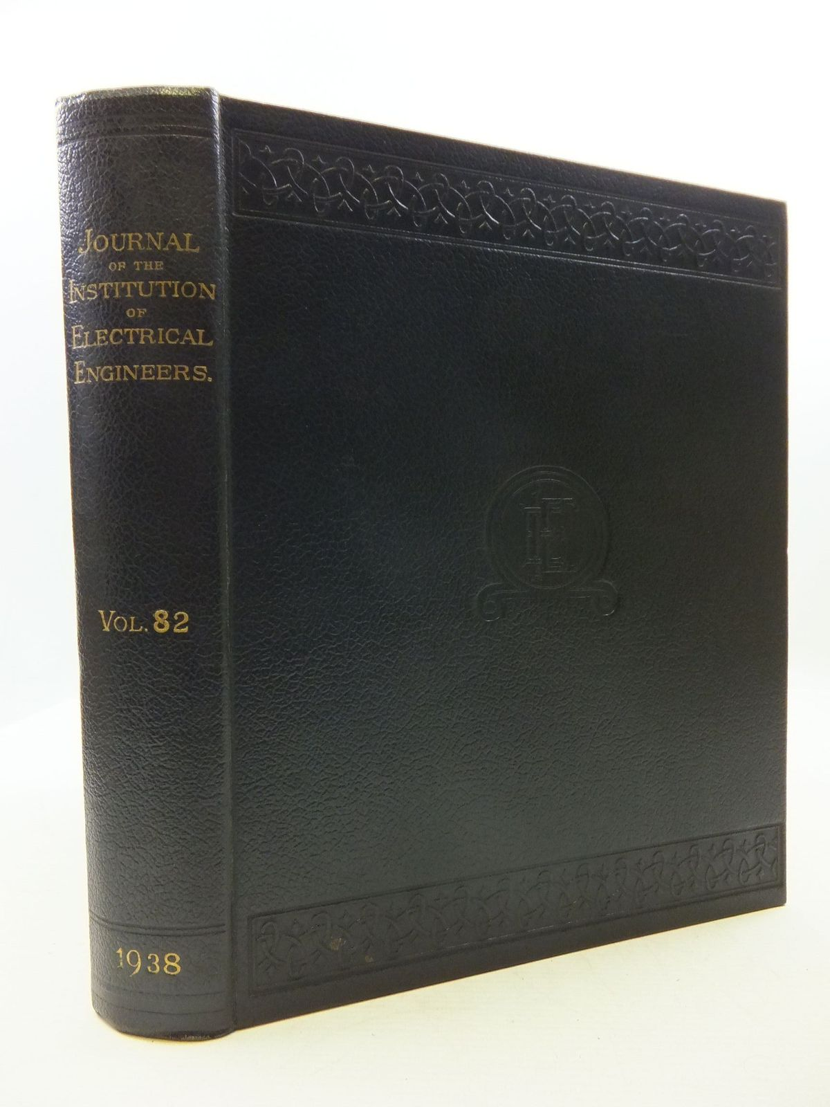 Photo of THE JOURNAL OF THE INSTITUTION OF ELECTRICAL ENGINEERS VOL. 82- Stock Number: 2110420