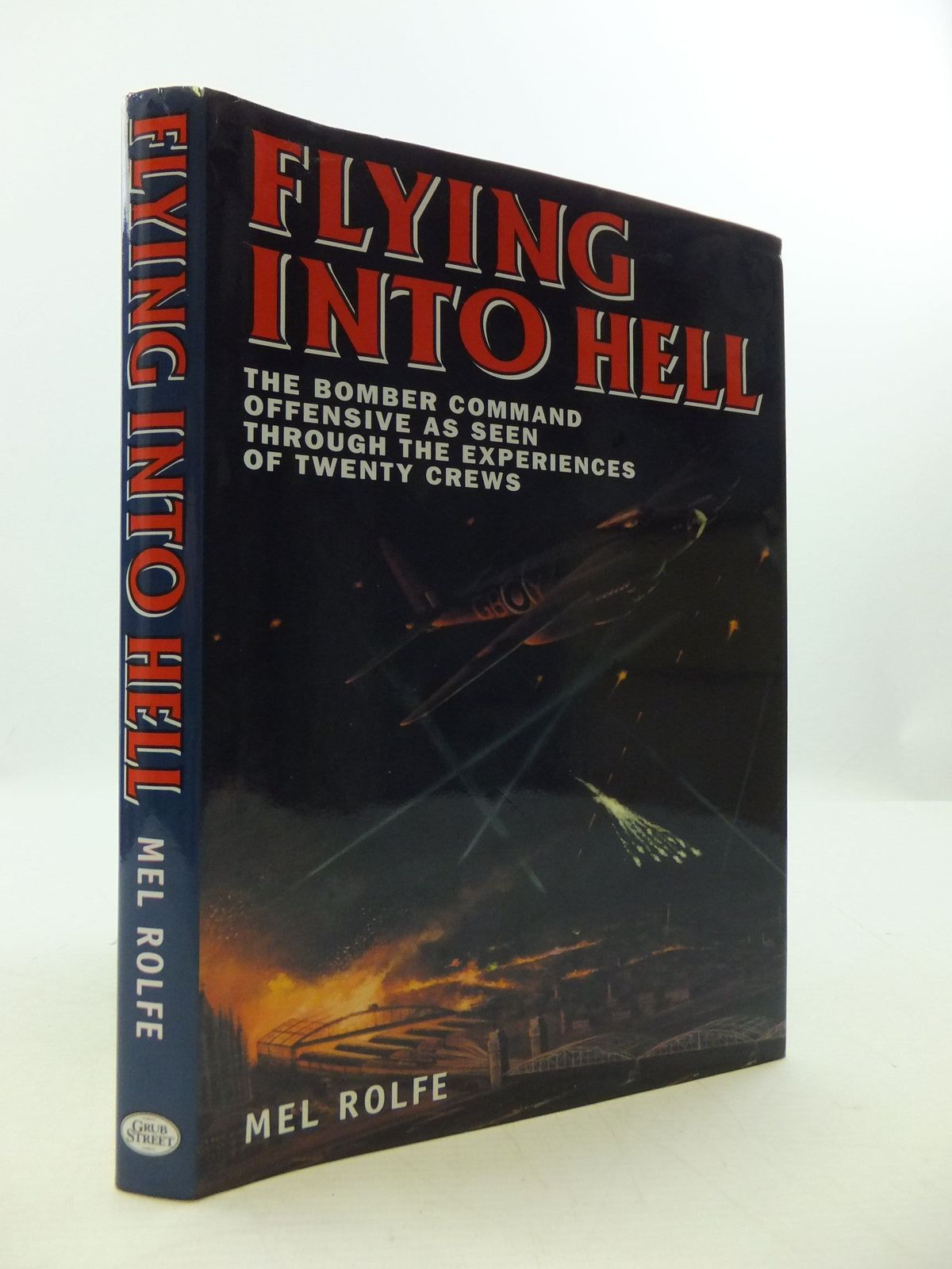 Photo of FLYING INTO HELL- Stock Number: 2110449