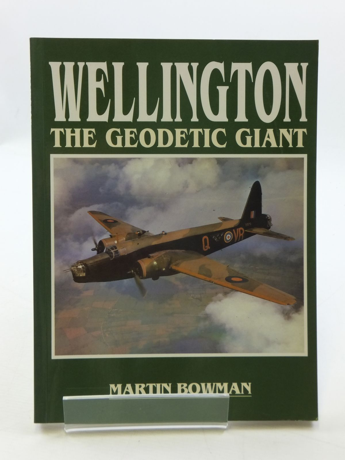Photo of WELLINGTON THE GEODETIC GIANT- Stock Number: 2110558