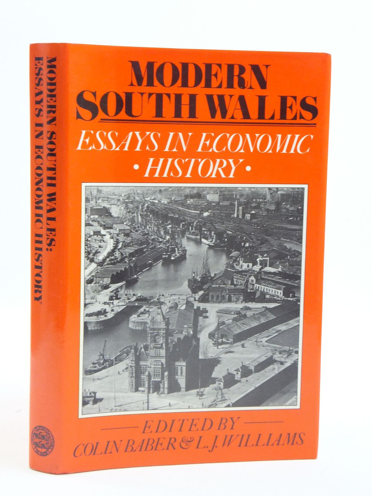 Photo of MODERN SOUTH WALES: ESSAYS IN ECONOMIC HISTORY- Stock Number: 2110681