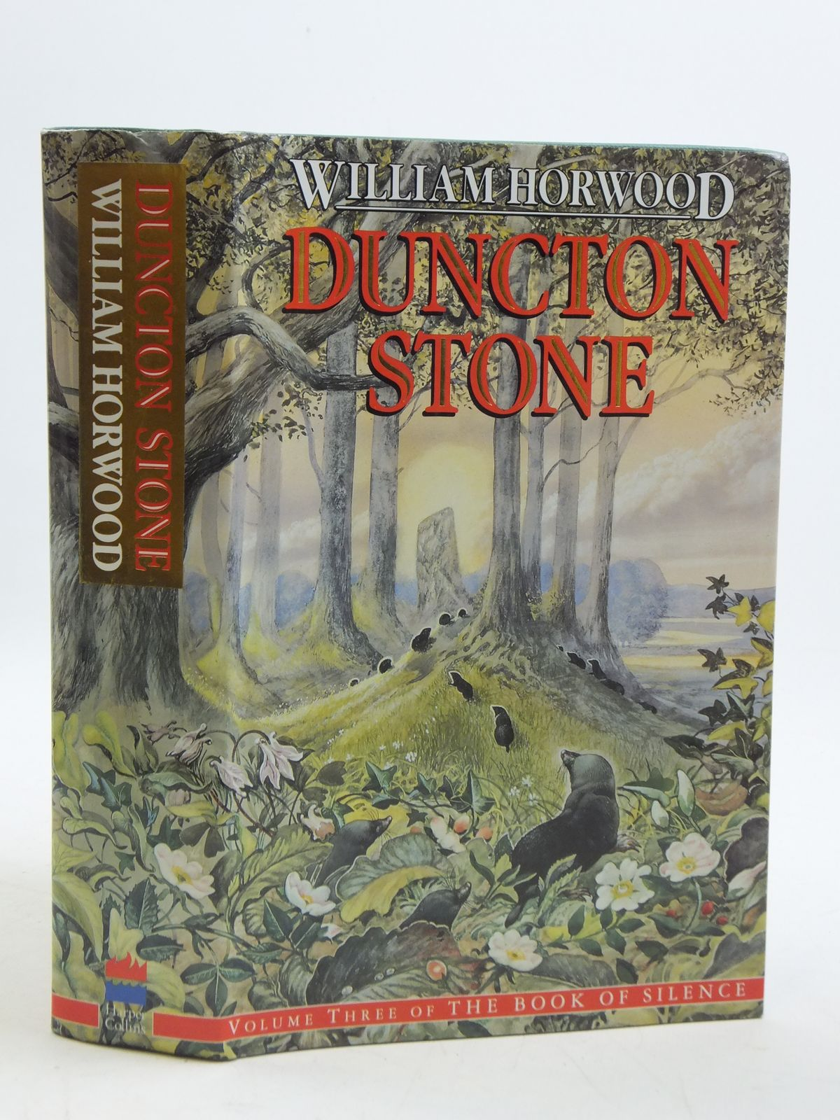 Photo of DUNCTON STONE written by Horwood, William published by Harper Collins (STOCK CODE: 2110715)  for sale by Stella & Rose's Books