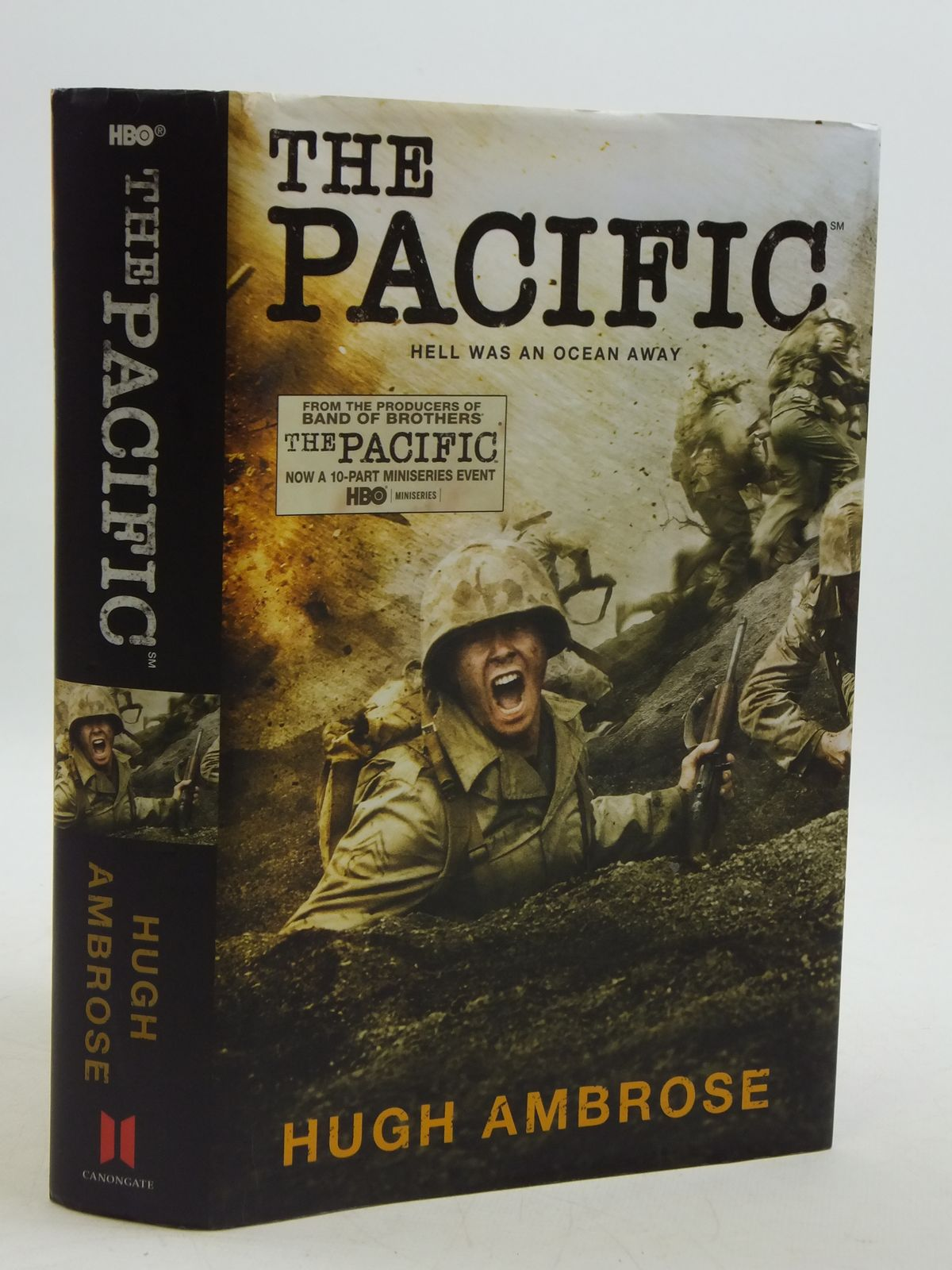 Photo of THE PACIFIC written by Ambrose, Hugh published by Canongate (STOCK CODE: 2110721)  for sale by Stella & Rose's Books