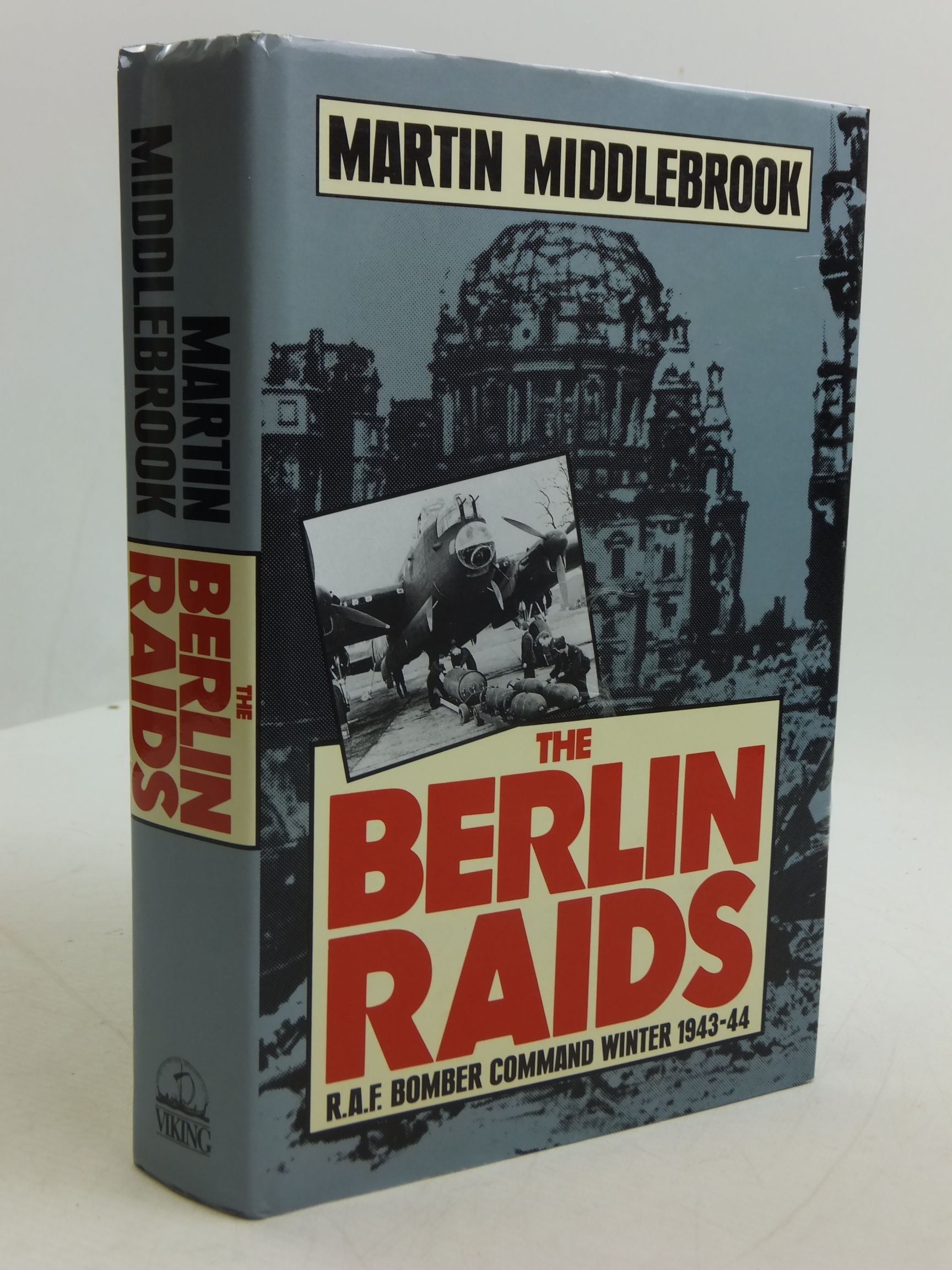 Photo of THE BERLIN RAIDS written by Middlebrook, Martin published by Viking (STOCK CODE: 2110796)  for sale by Stella & Rose's Books