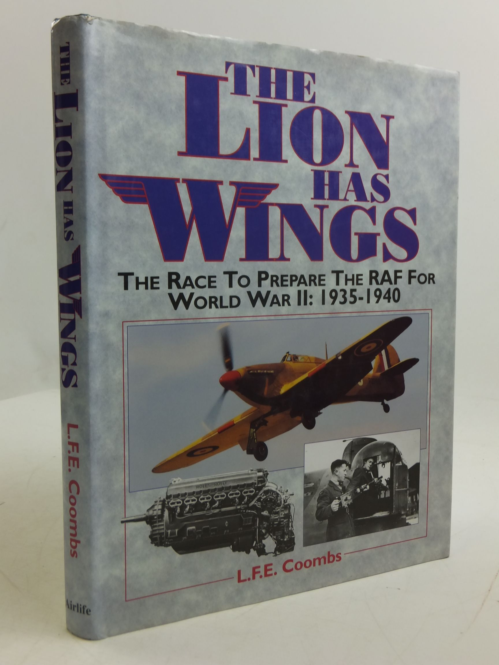 Photo of THE LION HAS WINGS- Stock Number: 2110807