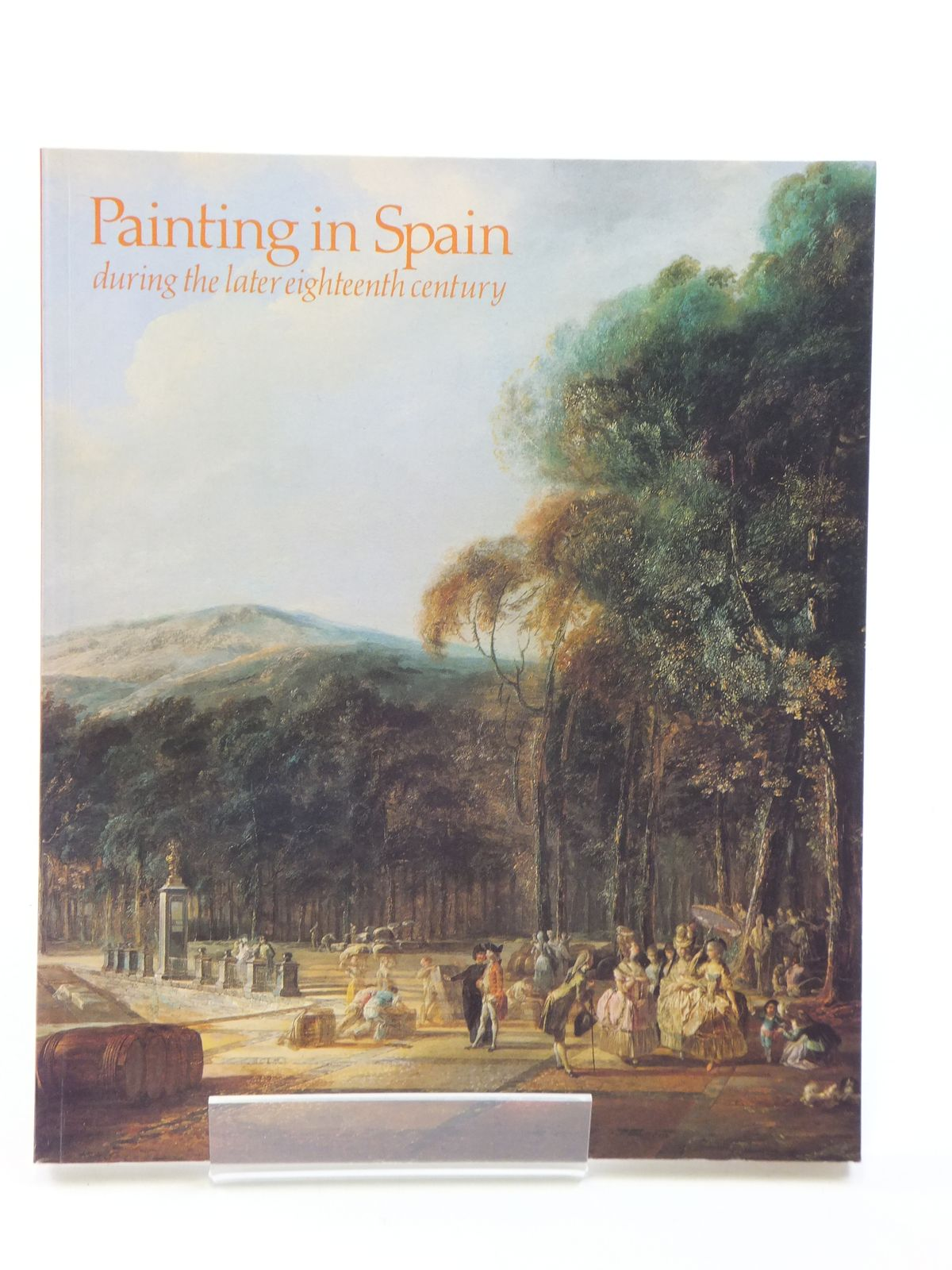 Photo of PAINTING IN SPAIN DURING THE LATER EIGHTEENTH CENTURY published by National Gallery Publications Limited (STOCK CODE: 2110918)  for sale by Stella & Rose's Books