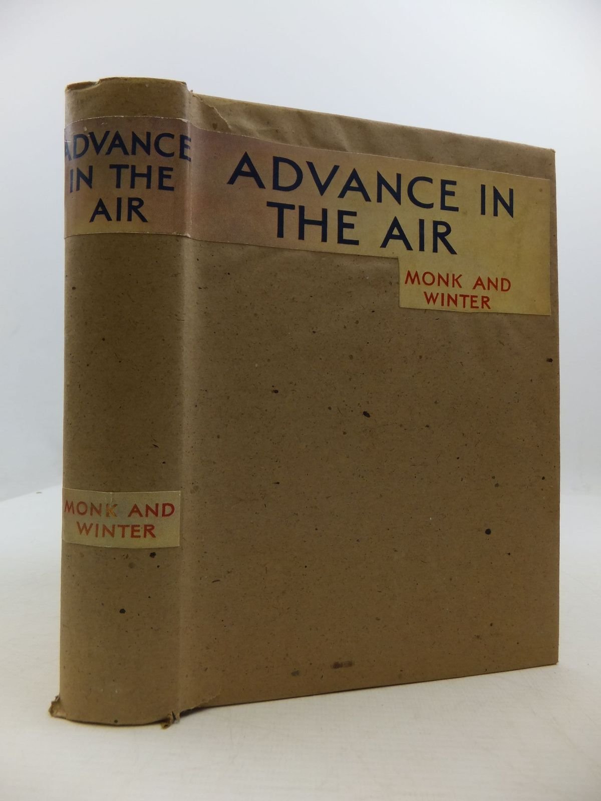 Photo of ADVANCE IN THE AIR- Stock Number: 2110956