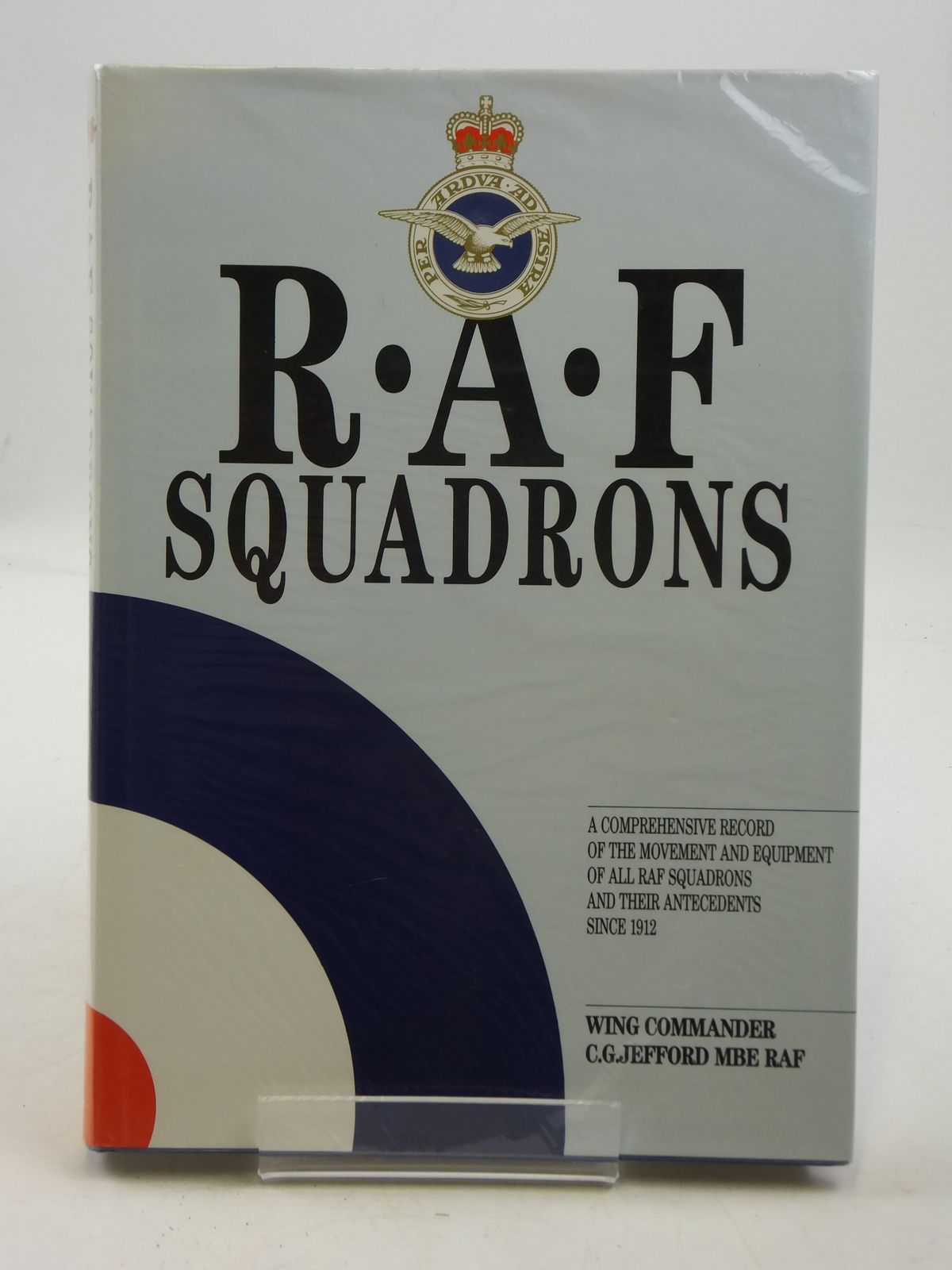 Photo of RAF SQUADRONS written by Jefford, C.G. published by Airlife (STOCK CODE: 2111005)  for sale by Stella & Rose's Books