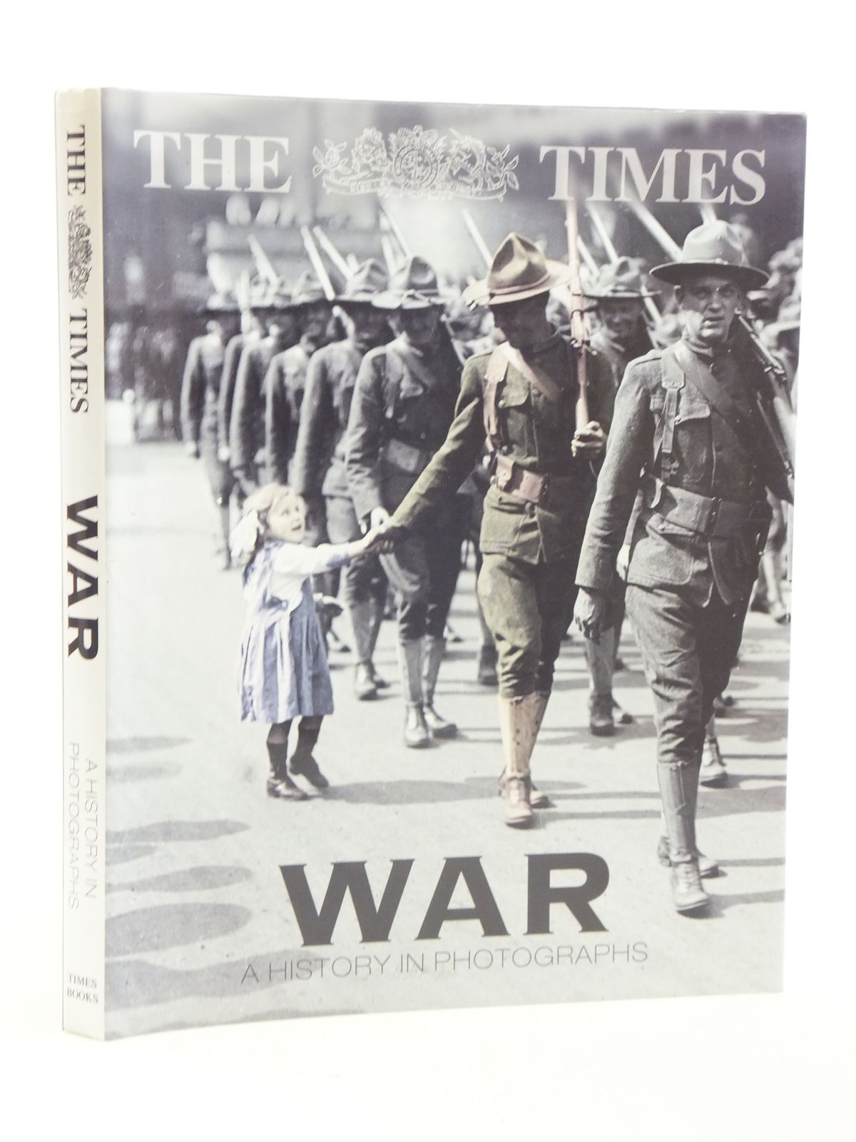 Photo of THE TIMES WAR A HISTORY IN PHOTOGRAPHS written by Anderson, Duncan published by Times Books (STOCK CODE: 2111010)  for sale by Stella & Rose's Books