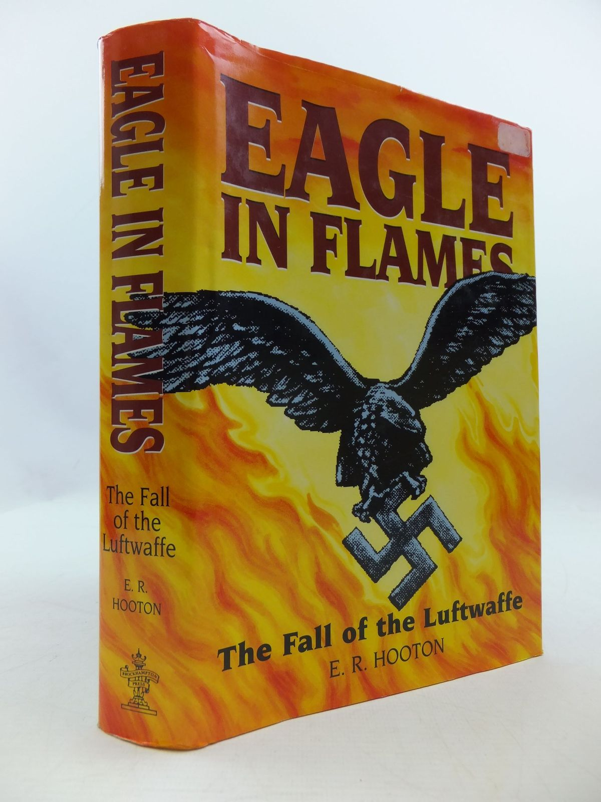 Photo of EAGLE IN FLAMES- Stock Number: 2111143