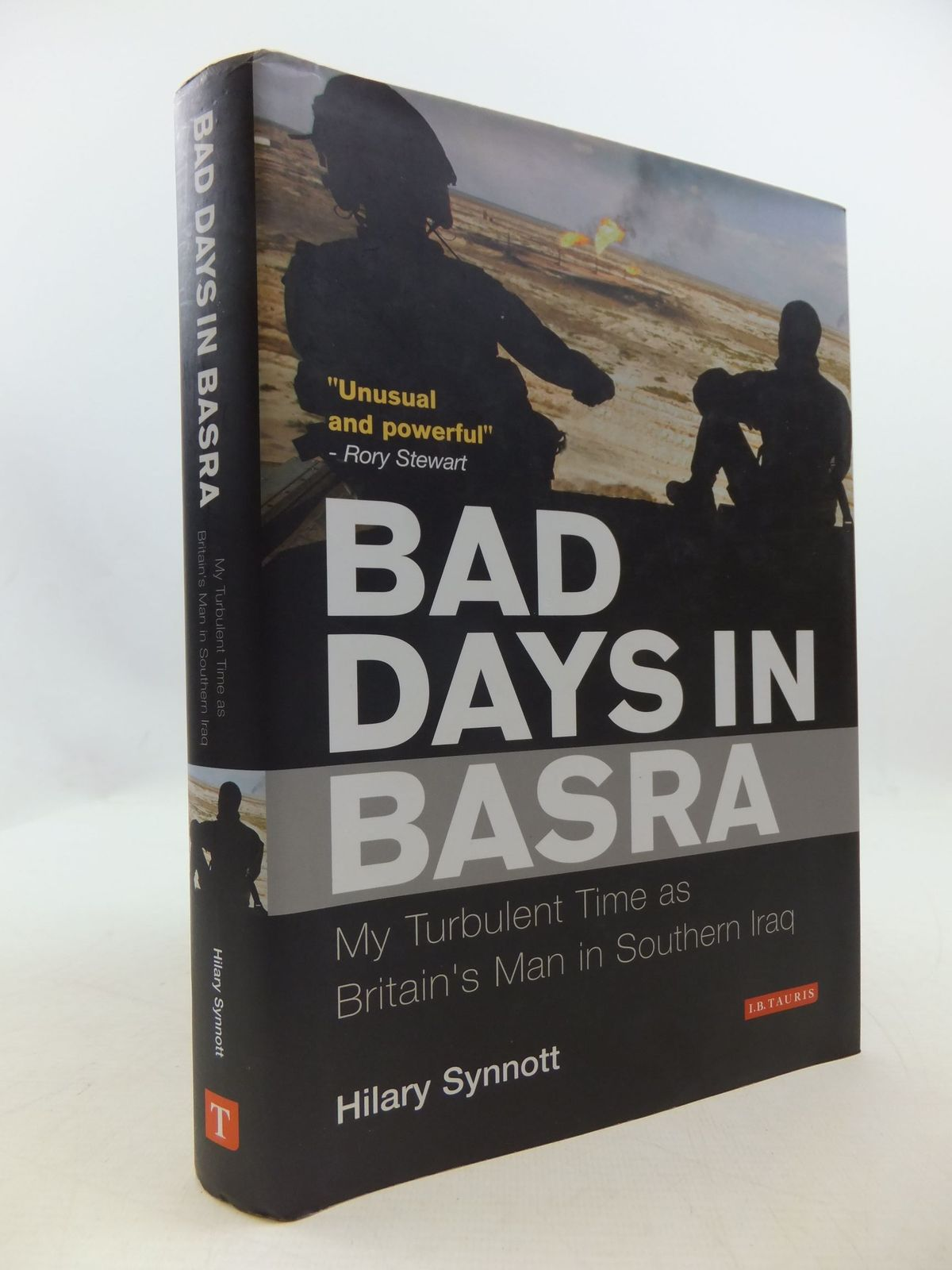 Photo of BAD DAYS IN BASRA MY TURBULENT TIME AS BRITAIN'S MAN IN SOUTHERN IRAQ- Stock Number: 2111160