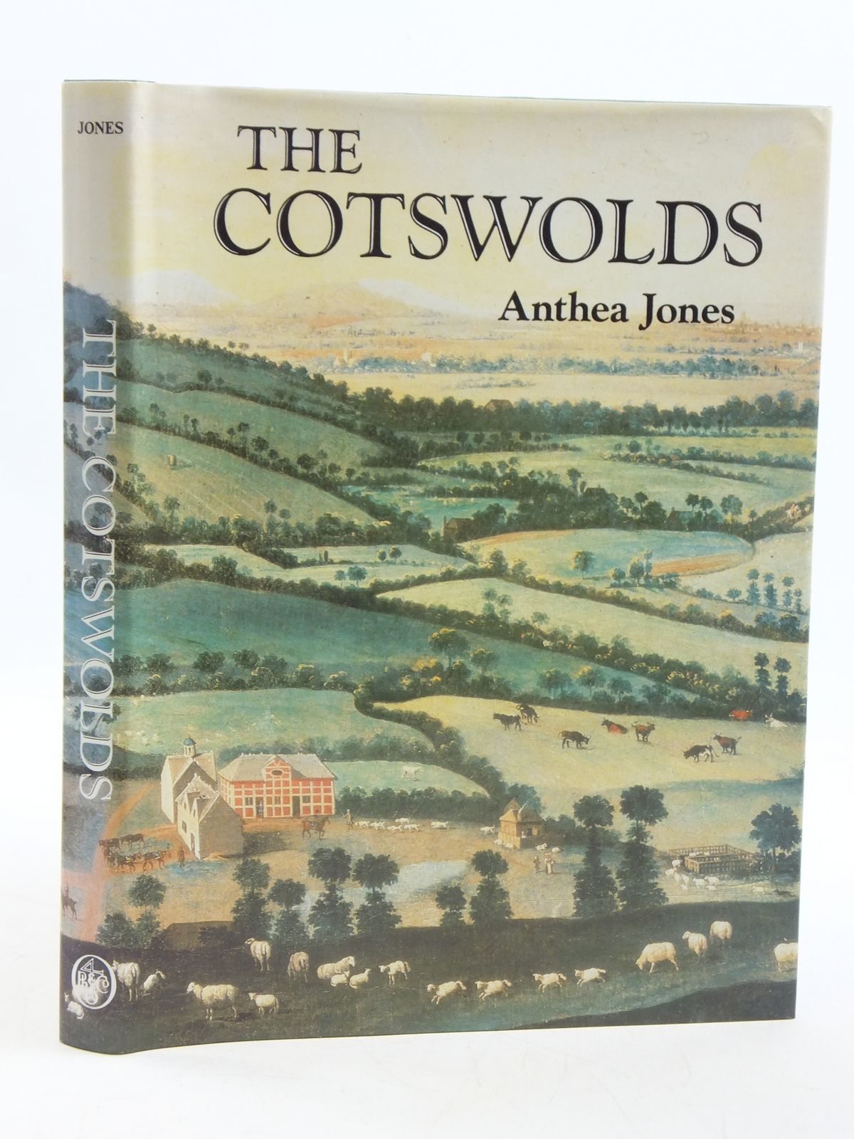 Photo of THE COTSWOLDS written by Jones, Anthea published by Phillimore (STOCK CODE: 2111288)  for sale by Stella & Rose's Books