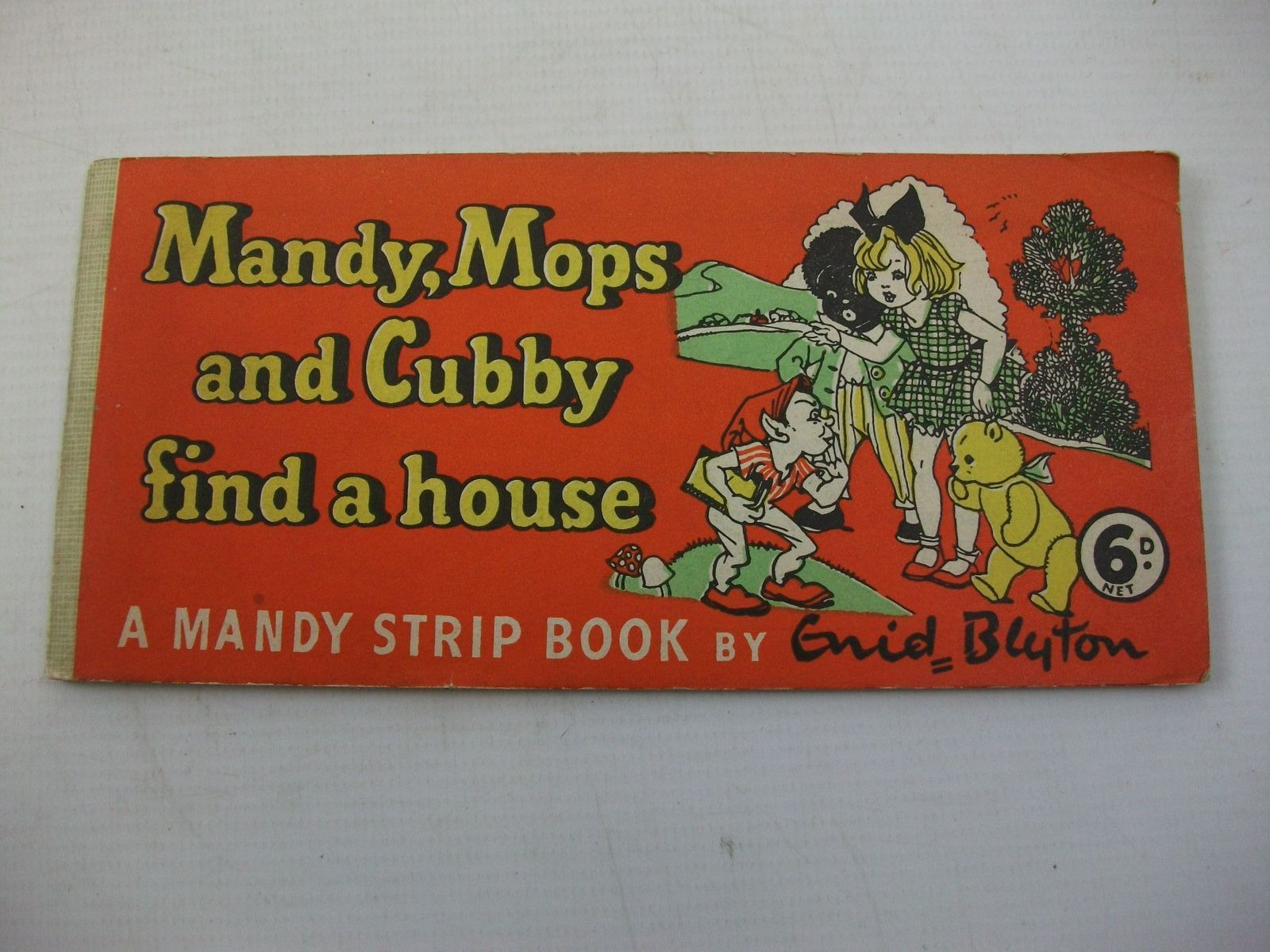 Photo of MANDY, MOPS AND CUBBY FIND A HOUSE- Stock Number: 2111418
