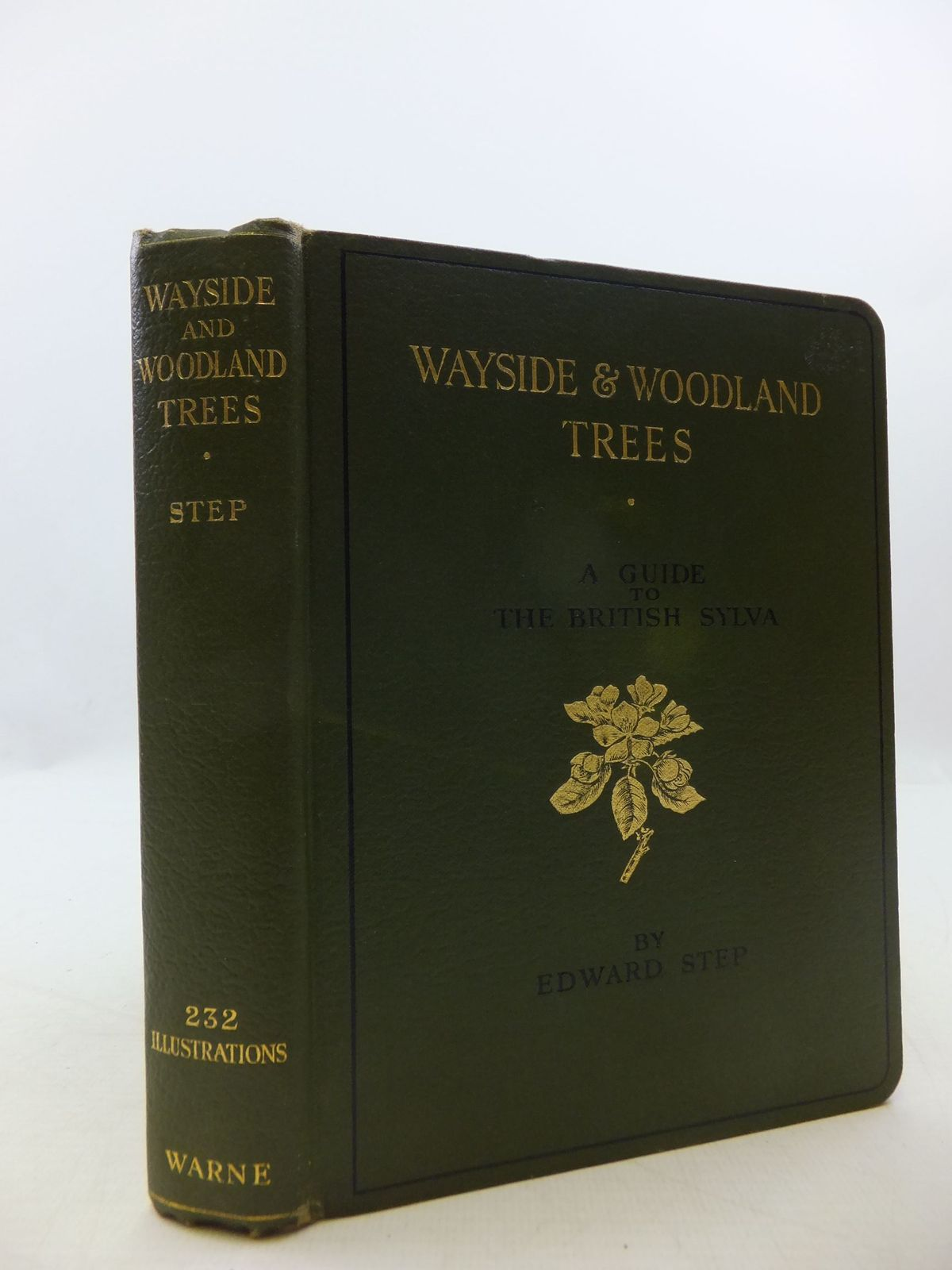 Photo of WAYSIDE AND WOODLAND TREES written by Step, Edward illustrated by Step, Mabel E. published by Frederick Warne & Co Ltd. (STOCK CODE: 2111466)  for sale by Stella & Rose's Books
