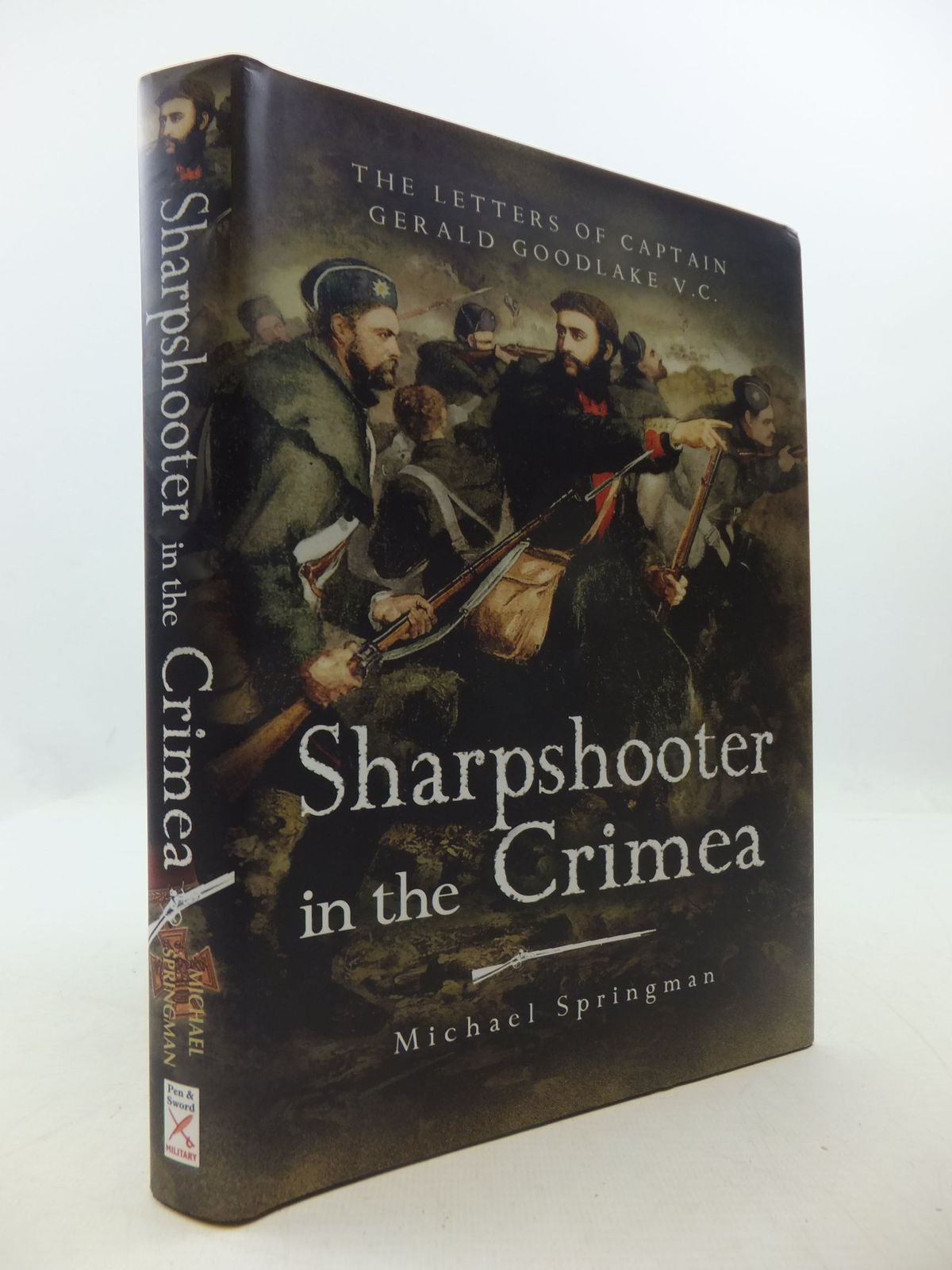Photo of SHARPSHOOTER IN THE CRIMEA- Stock Number: 2111501