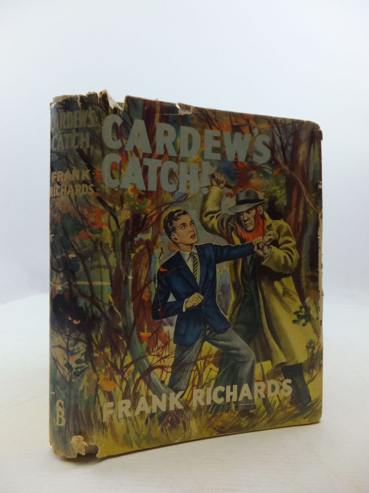 Photo of CARDEW'S CATCH! written by Richards, Frank published by Spring Books (STOCK CODE: 2111555)  for sale by Stella & Rose's Books