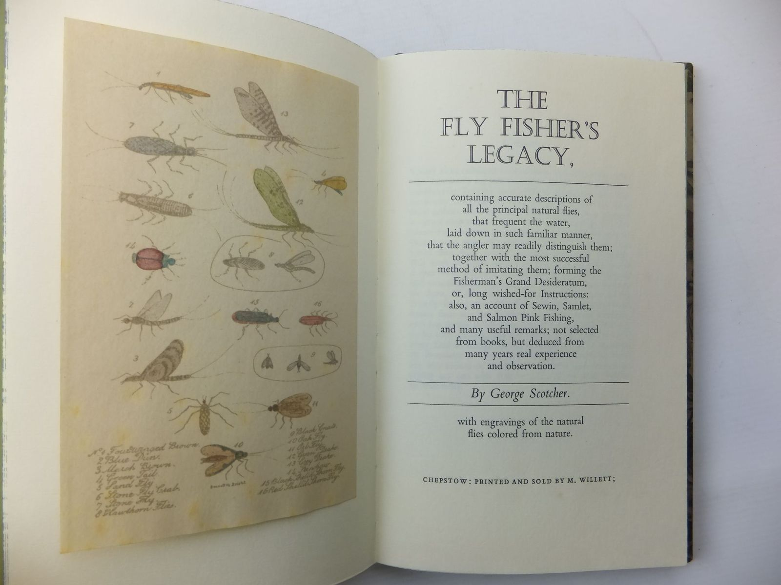 Photo of THE FLY FISHER'S LEGACY written by Scotcher, George published by Honey Dun Press (STOCK CODE: 2111577)  for sale by Stella & Rose's Books