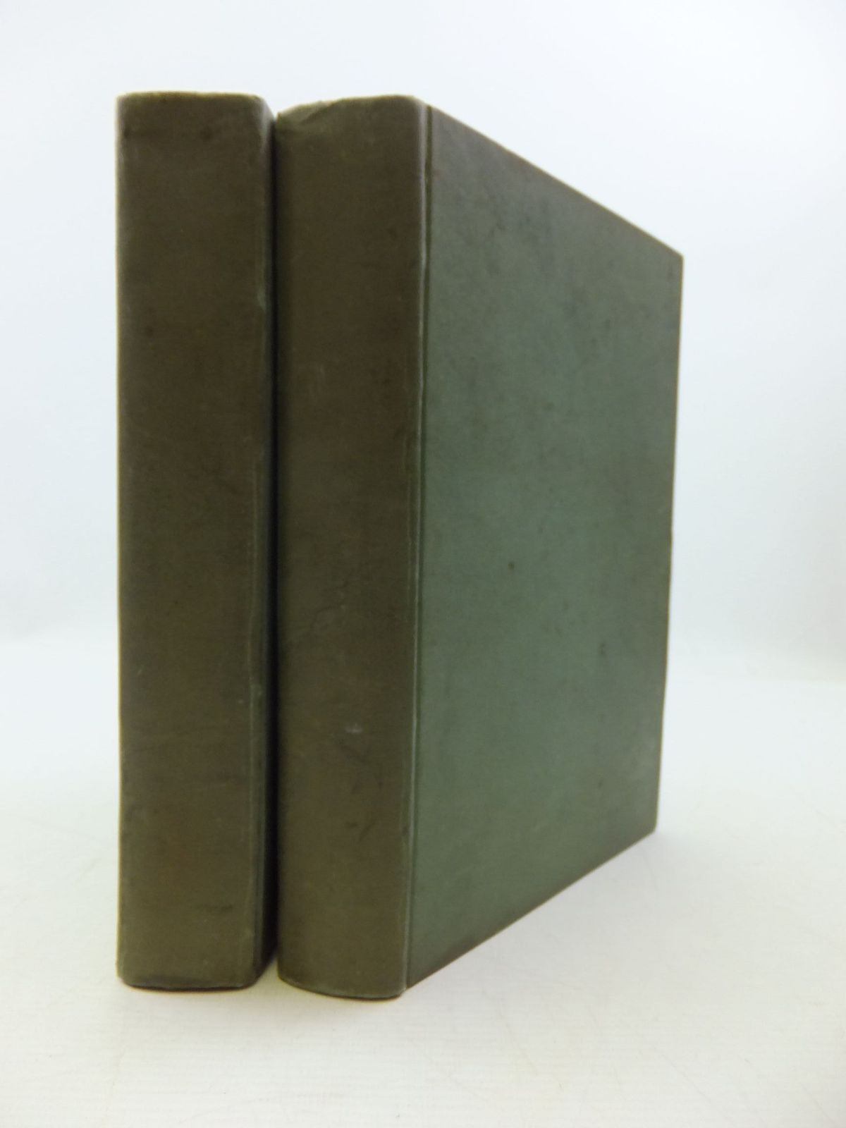Photo of GERANIACEAE THE NATURAL ORDER OF GERANIA (2 VOLUMES)- Stock Number: 2111584
