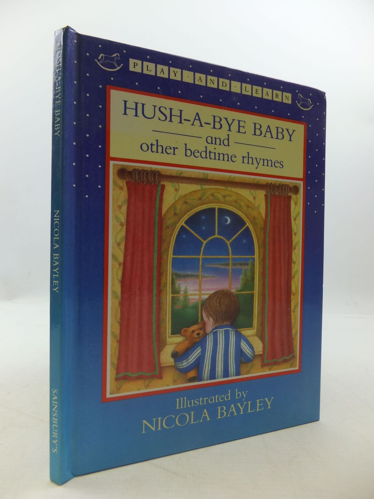 Photo of HUSH-A-BYE BABY illustrated by Bayley, Nicola published by Walker Books (STOCK CODE: 2111600)  for sale by Stella & Rose's Books