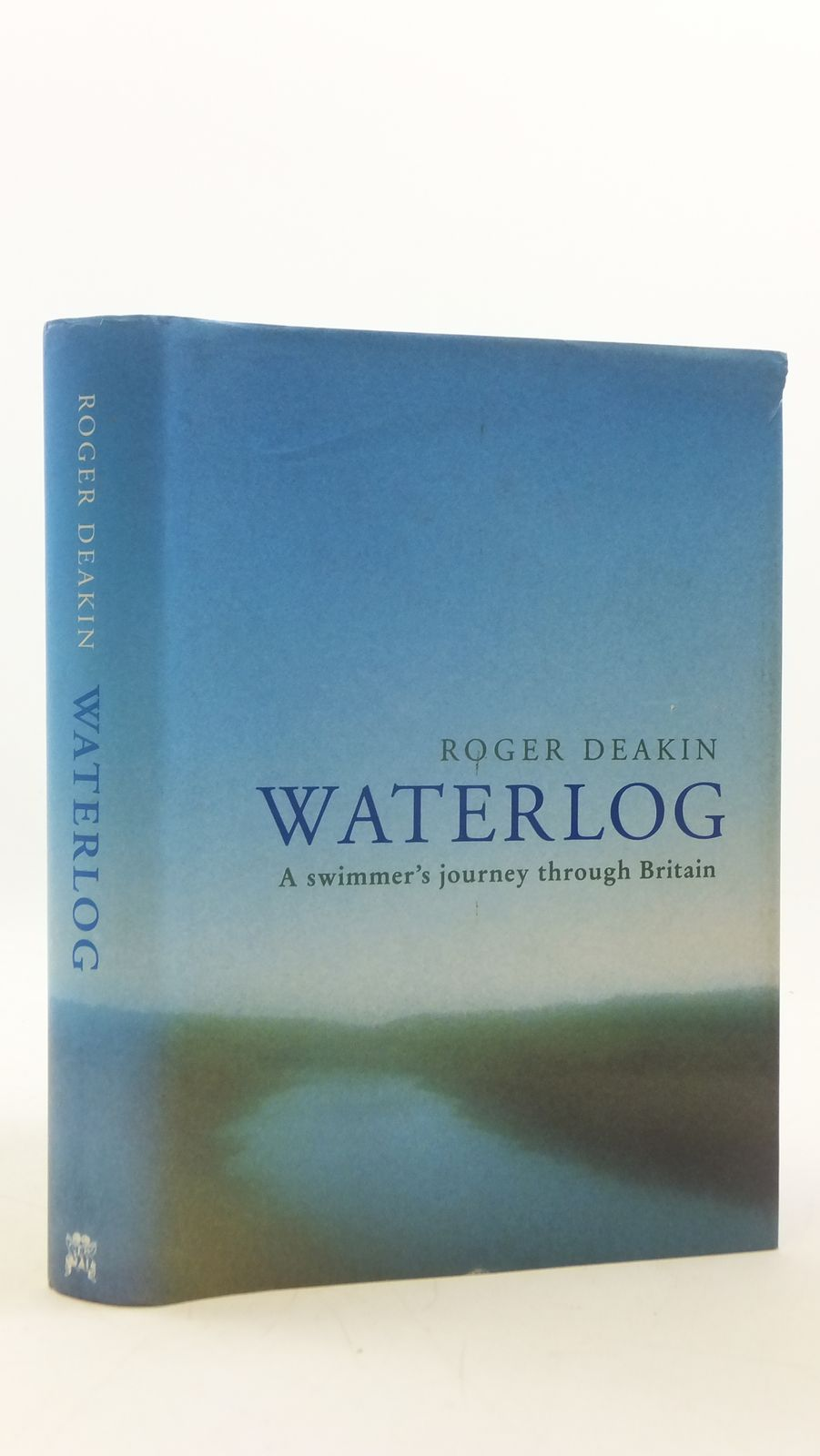 Photo of WATERLOG A SWIMMER'S JOURNEY THROUGH BRITAIN- Stock Number: 2111631