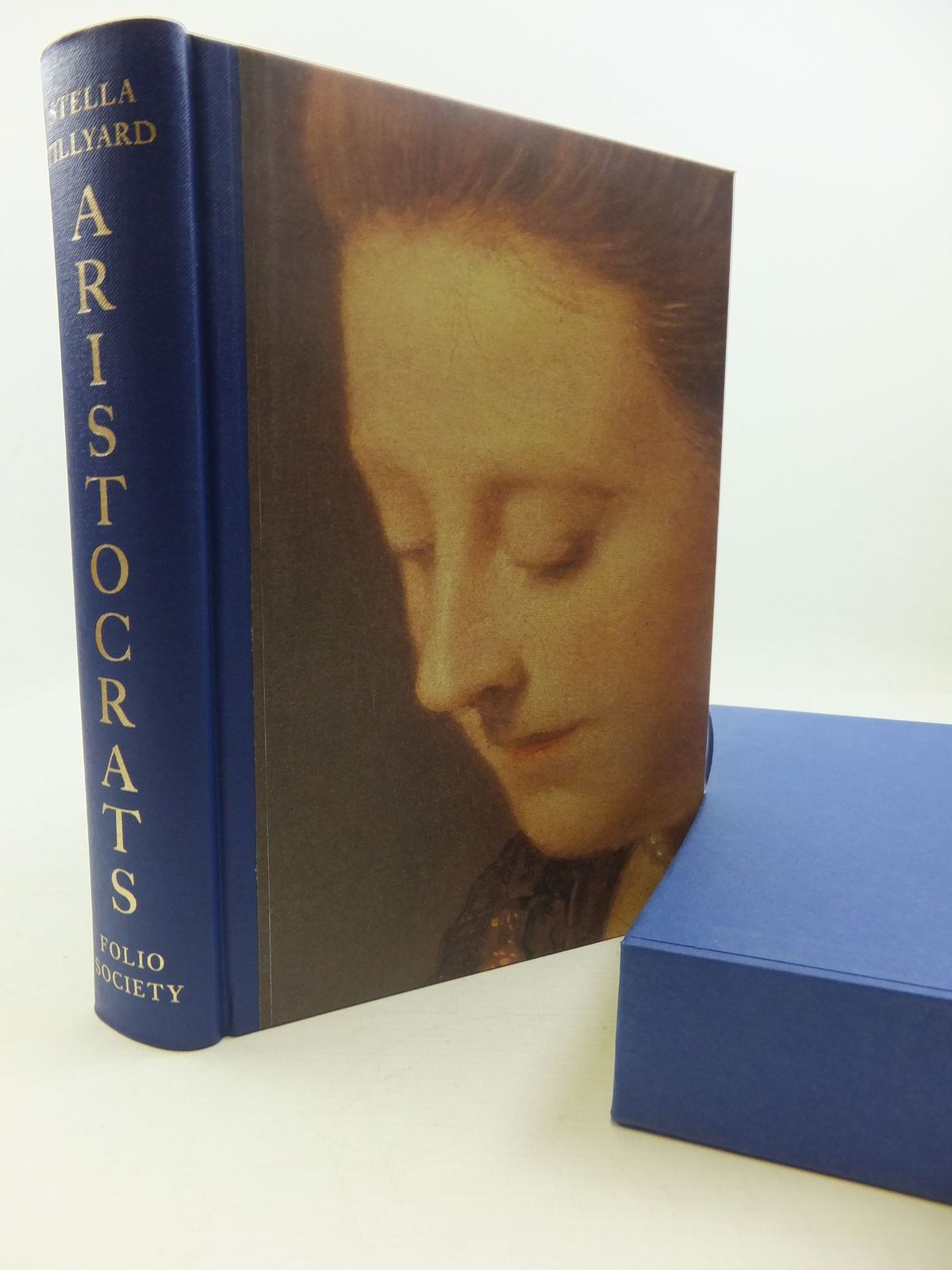Photo of ARISTOCRATS written by Tillyard, Stella published by Folio Society (STOCK CODE: 2111846)  for sale by Stella & Rose's Books