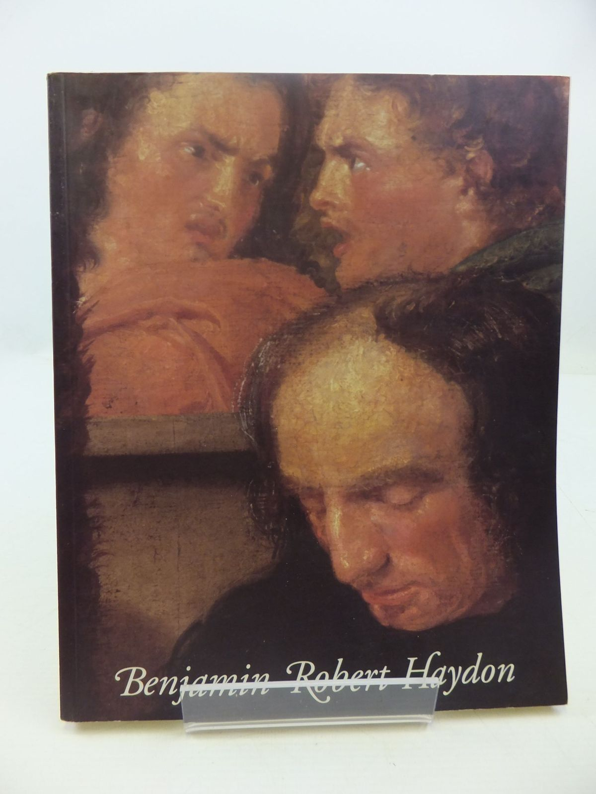 Photo of BENJAMIN ROBERT HAYDON 1786-1846 written by Brown, David Blayney Woof, Robert Hebron, Stephen published by The Wordsworth Trust (STOCK CODE: 2111947)  for sale by Stella & Rose's Books