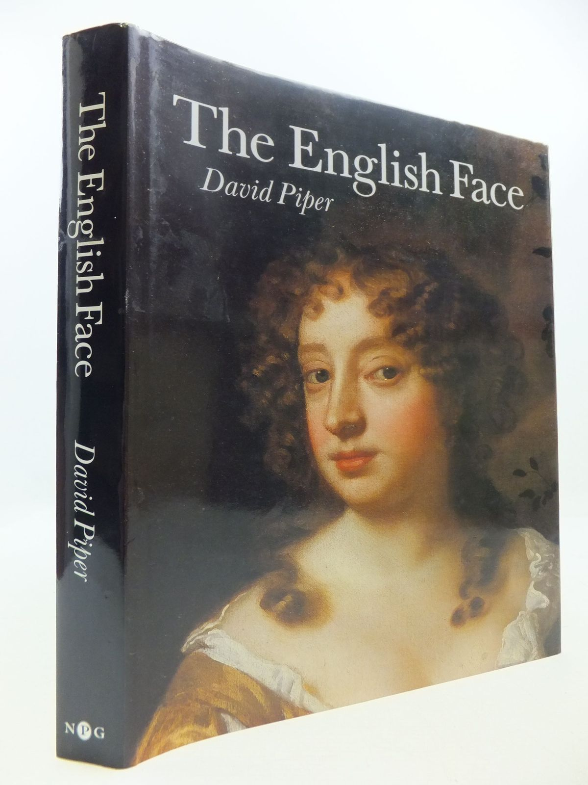Photo of THE ENGLISH FACE written by Piper, David Rogers, Malcolm published by National Portrait Gallery (STOCK CODE: 2111949)  for sale by Stella & Rose's Books