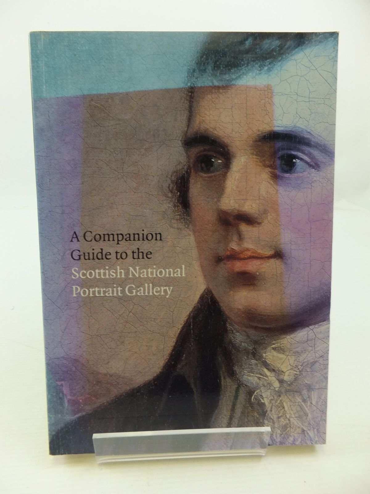 Photo of A COMPANION GUIDE TO THE SCOTTISH NATIONAL PORTRAIT GALLERY- Stock Number: 2111967