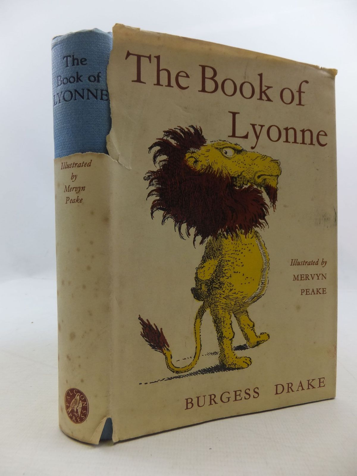 Photo of THE BOOK OF LYONNE- Stock Number: 2112023