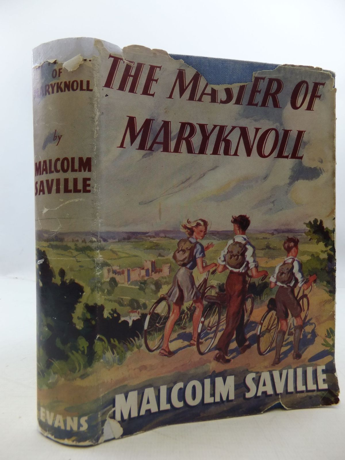 Photo of THE MASTER OF MARYKNOLL written by Saville, Malcolm illustrated by Bush, Alice published by Evans Brothers Limited (STOCK CODE: 2112079)  for sale by Stella & Rose's Books