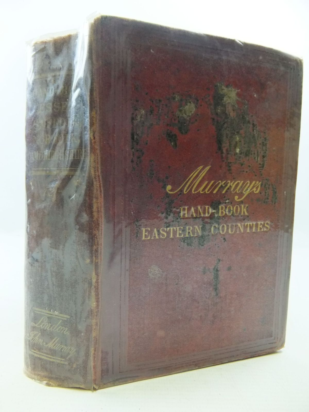 Photo of HANDBOOK FOR ESSEX, SUFFOLK, NORFOLK AND CAMBRIDGESHIRE- Stock Number: 2112099