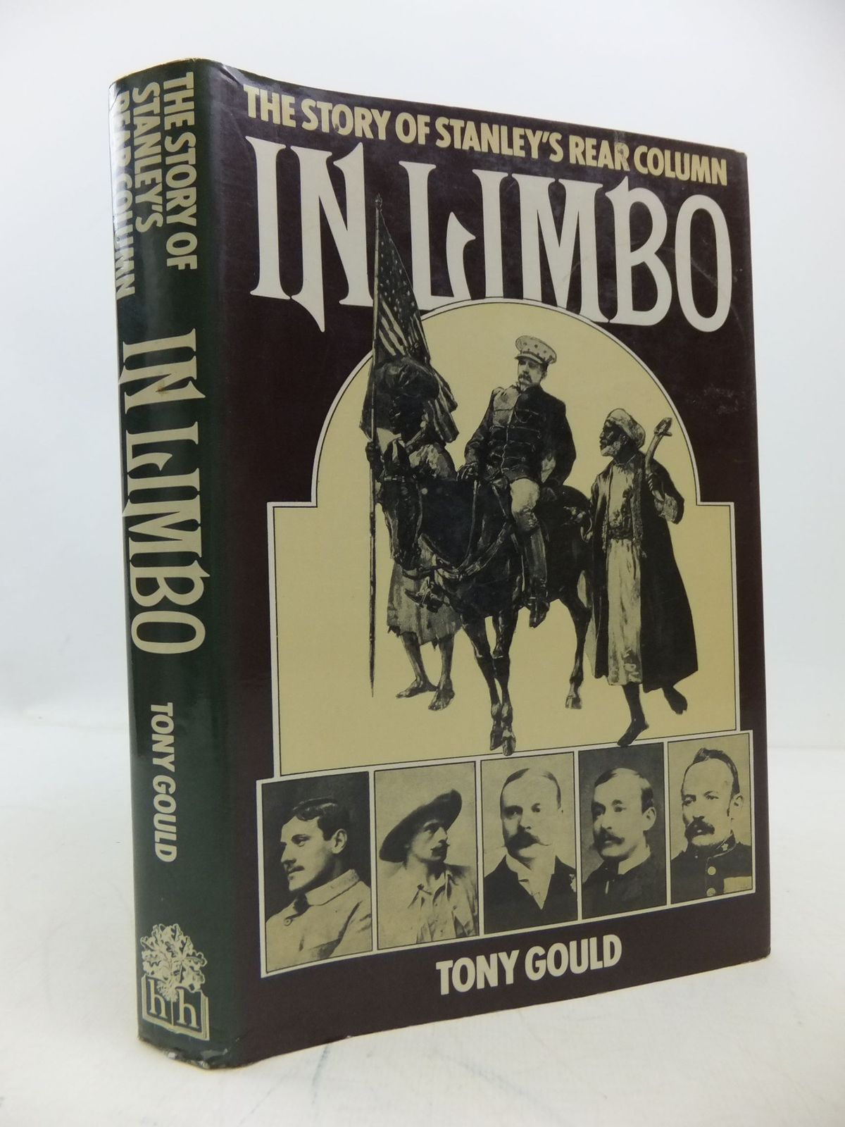 Photo of IN LIMBO THE STORY OF STANLEY'S REAR COLUMN written by Gould, Tony published by Hamish Hamilton (STOCK CODE: 2112115)  for sale by Stella & Rose's Books