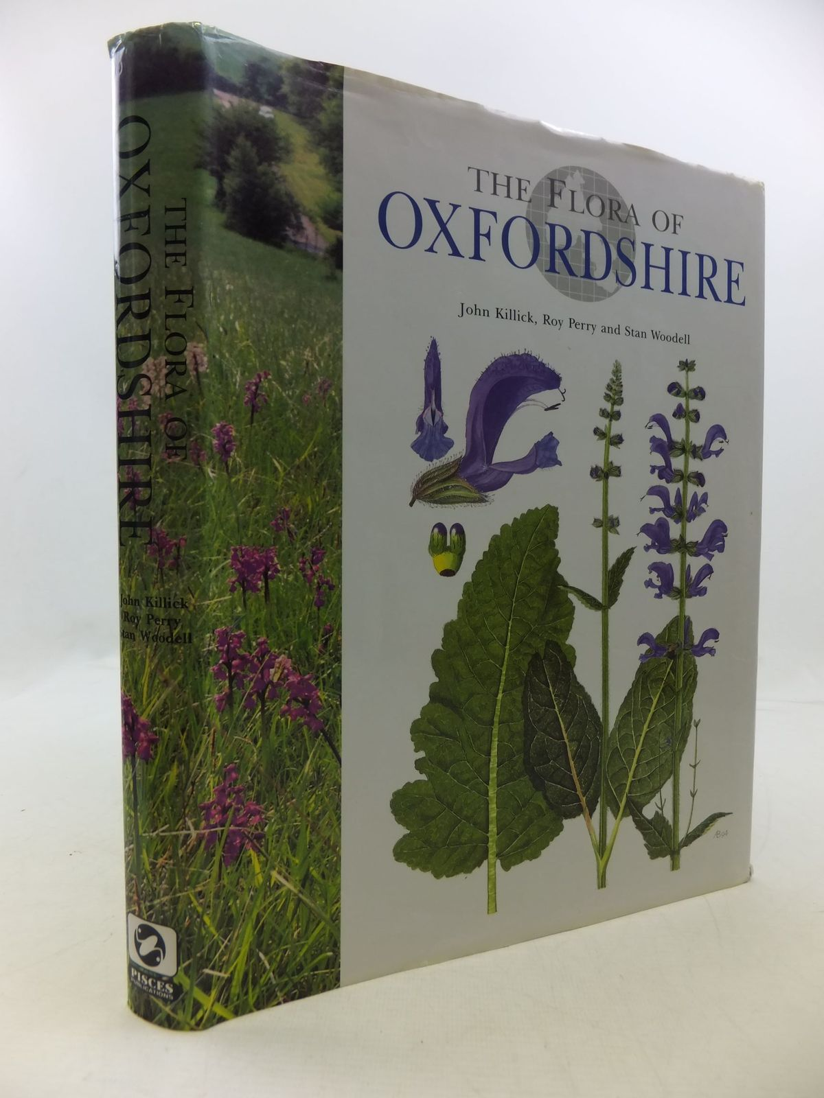Photo of THE FLORA OF OXFORDSHIRE written by Killick, John Perry, Roy Woodell, Stan published by Pisces Publications (STOCK CODE: 2112313)  for sale by Stella & Rose's Books