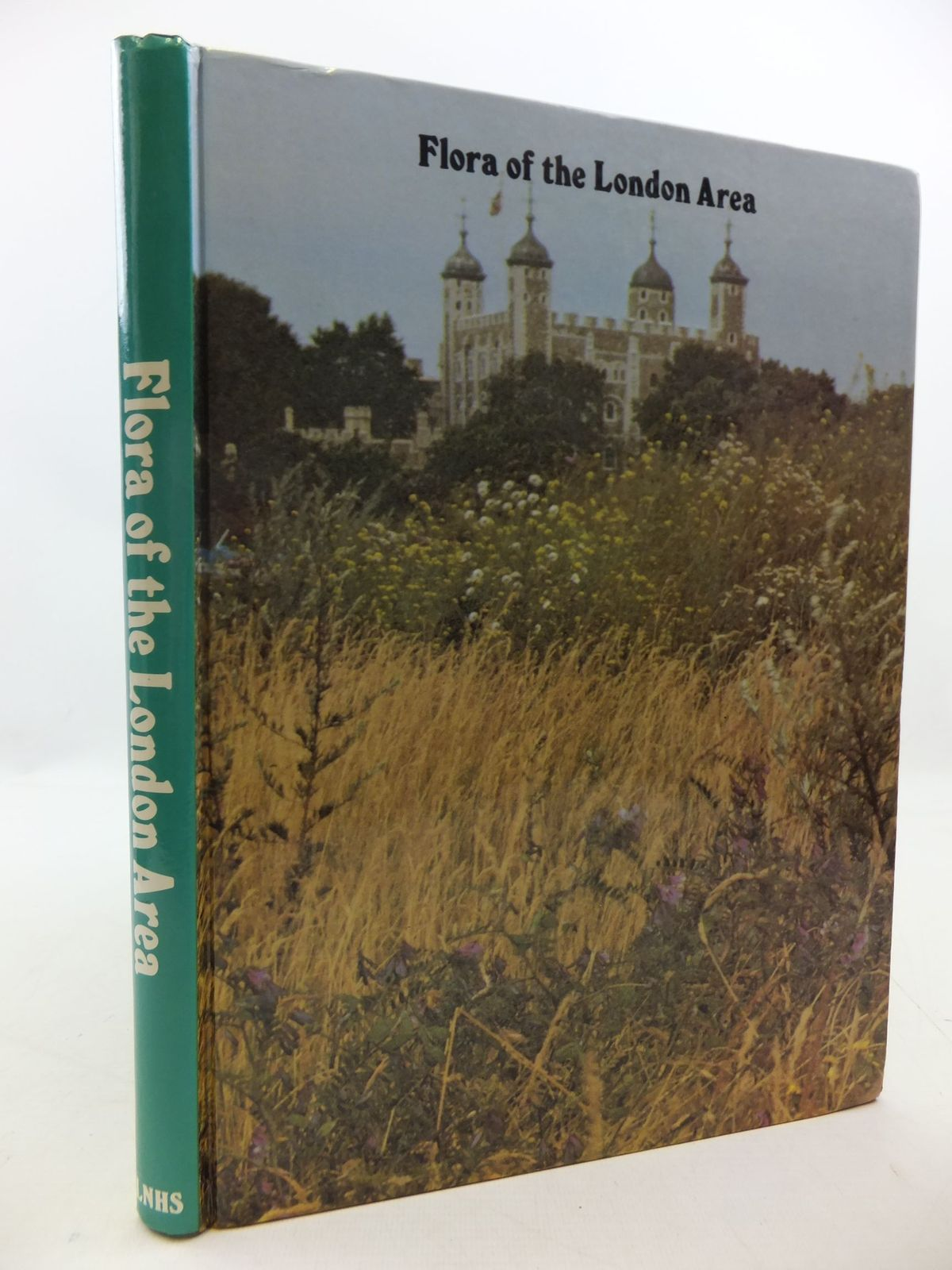 Photo of FLORA OF THE LONDON AREA- Stock Number: 2112322
