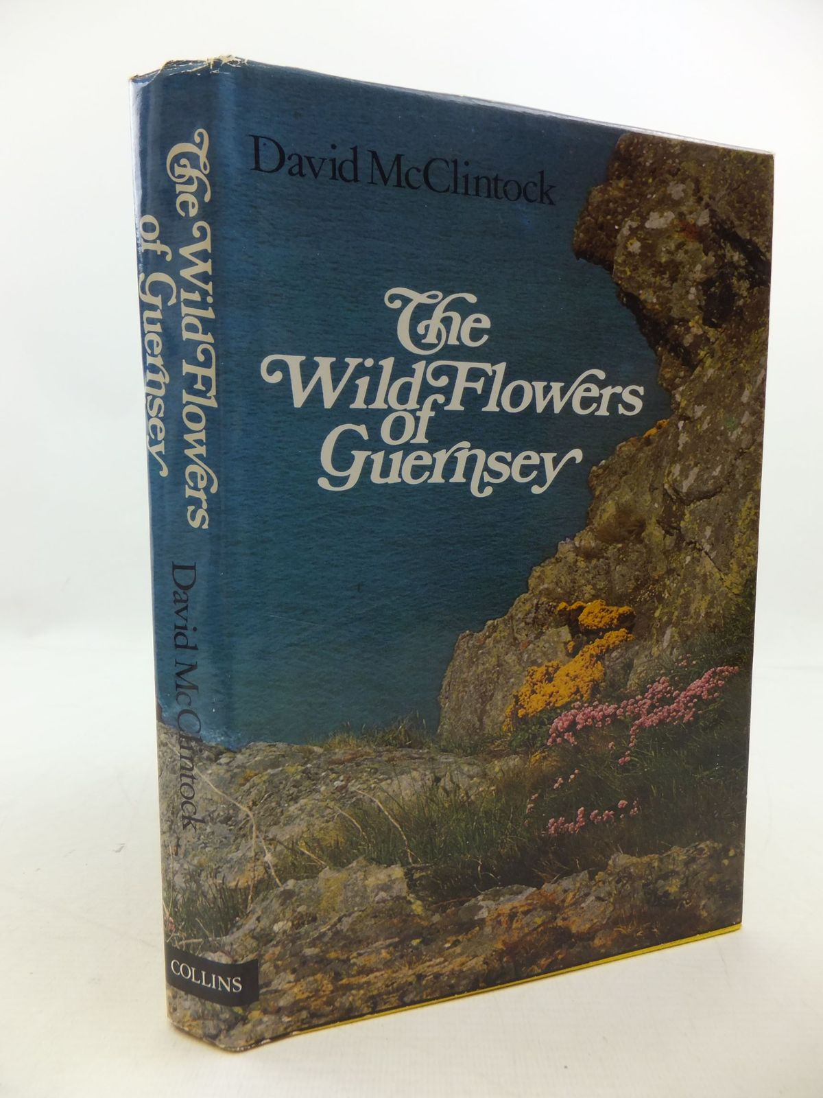 Photo of THE WILD FLOWERS OF GUERNSEY written by McClintock, David published by Collins (STOCK CODE: 2112328)  for sale by Stella & Rose's Books