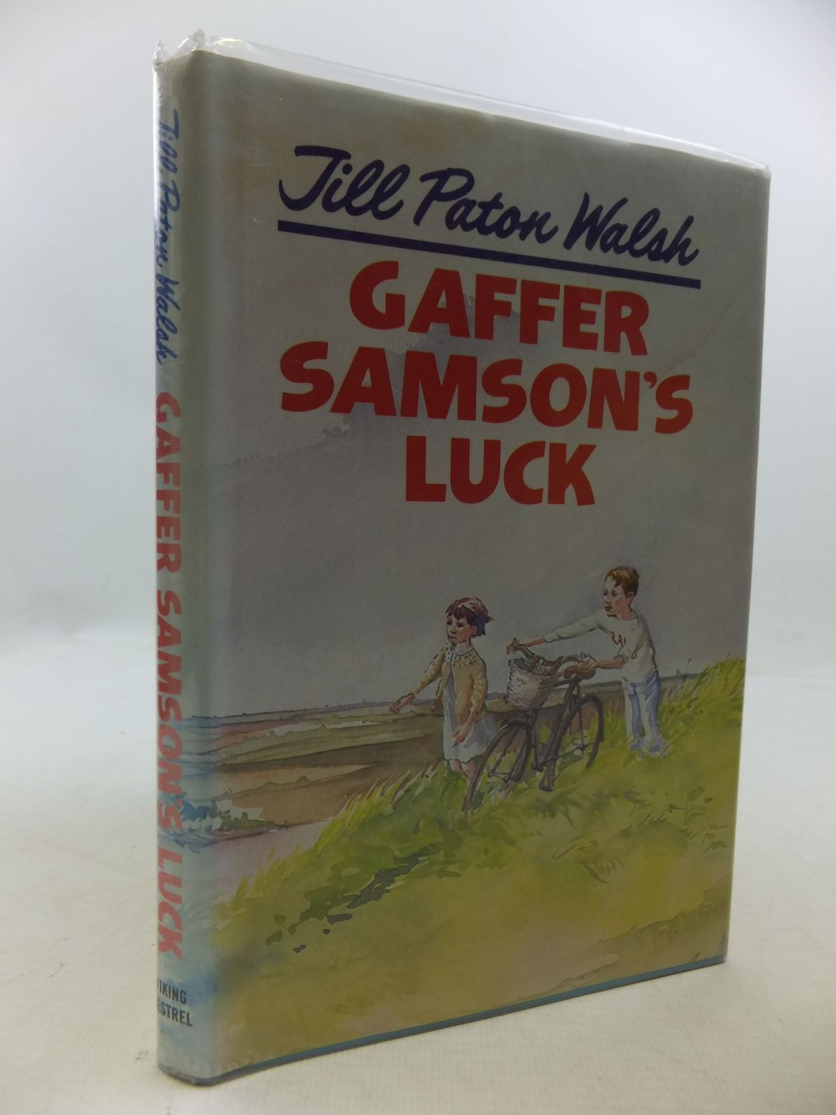 Photo of GAFFER SAMSON'S LUCK written by Walsh, Jill Paton illustrated by Cole, Brock published by Viking Kestrel (STOCK CODE: 2112398)  for sale by Stella & Rose's Books